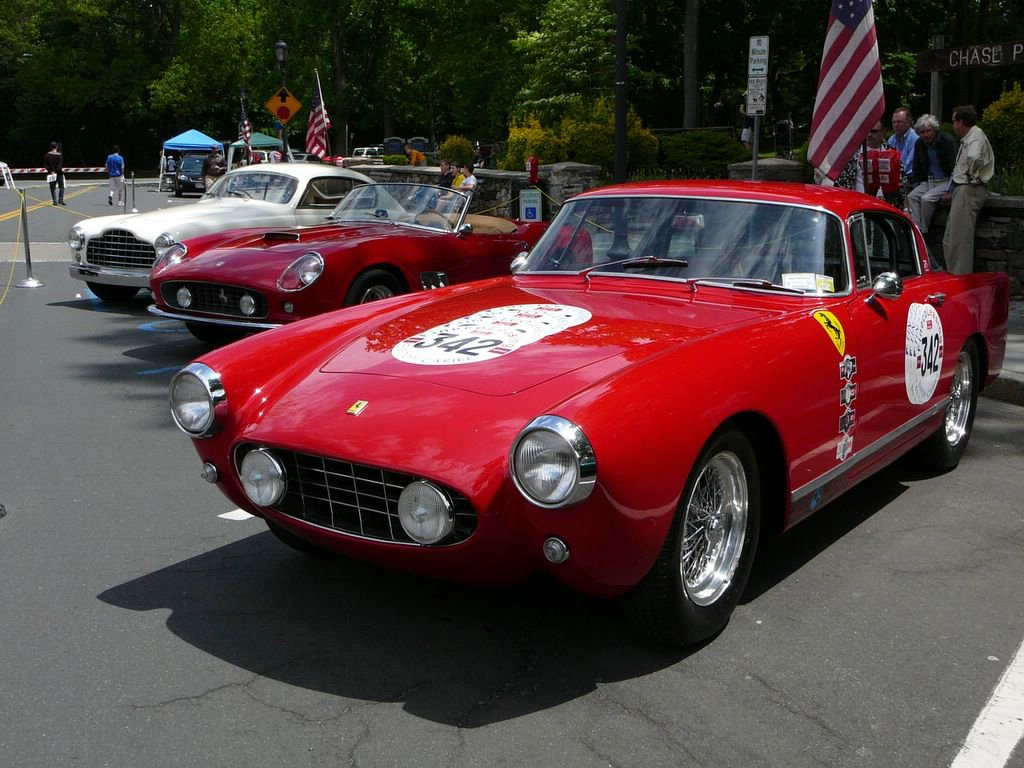 Ferrari California 250 GT View