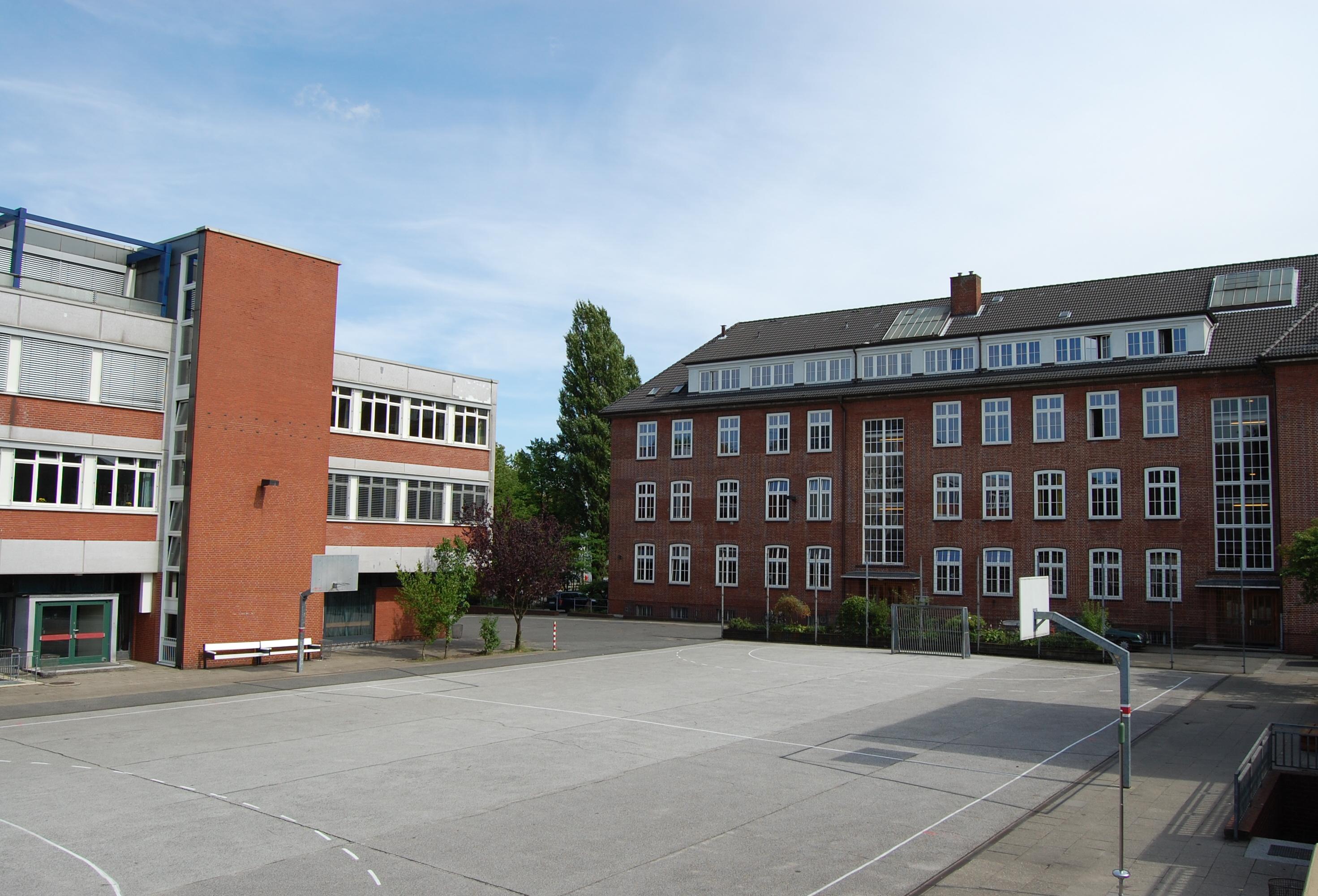 St Ansgar Haus Hamburg