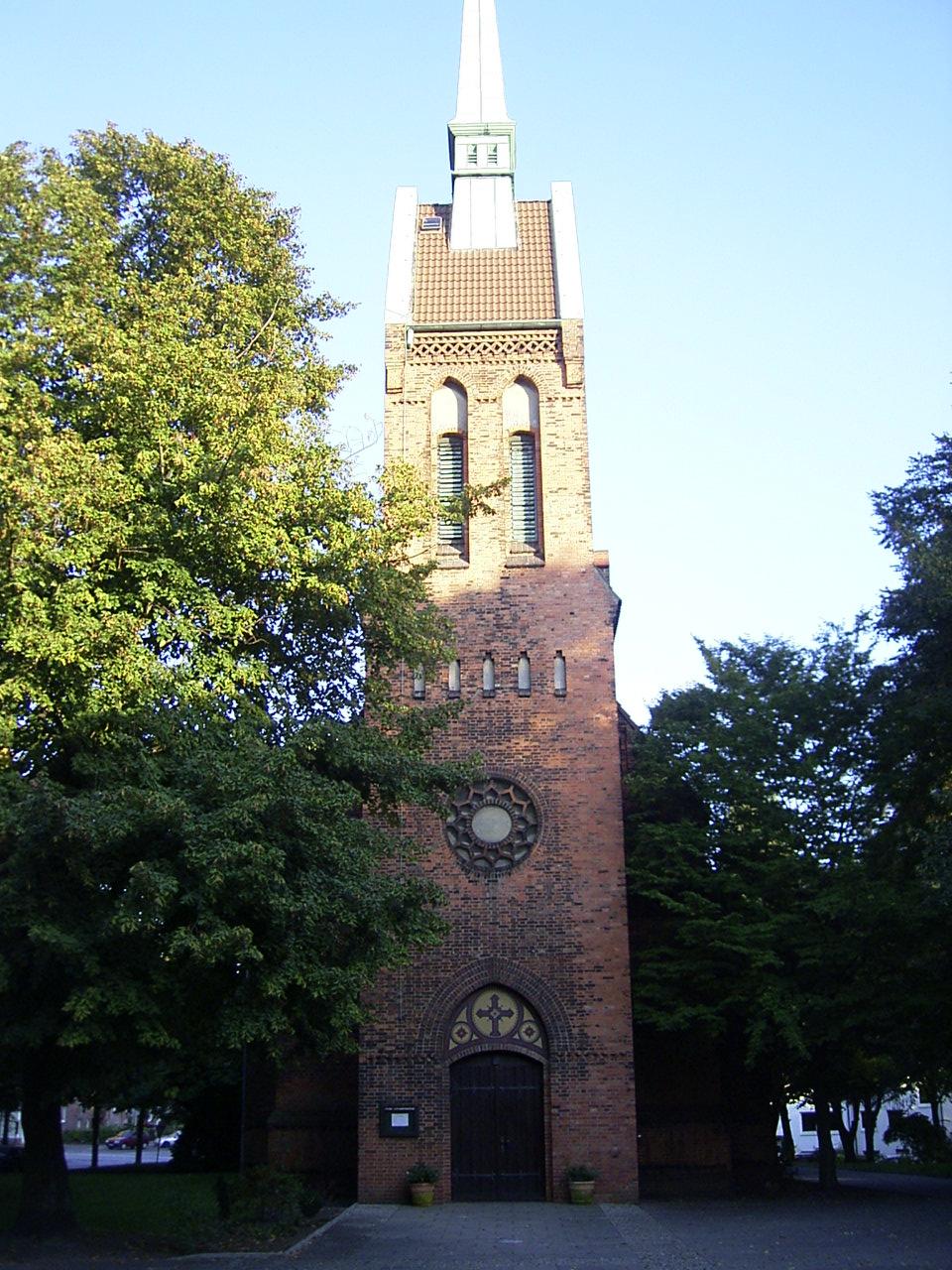 Martinskirche Hamburg