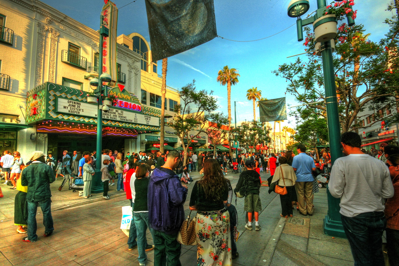 Ocean Park Blvd Restaurants Santa Monica