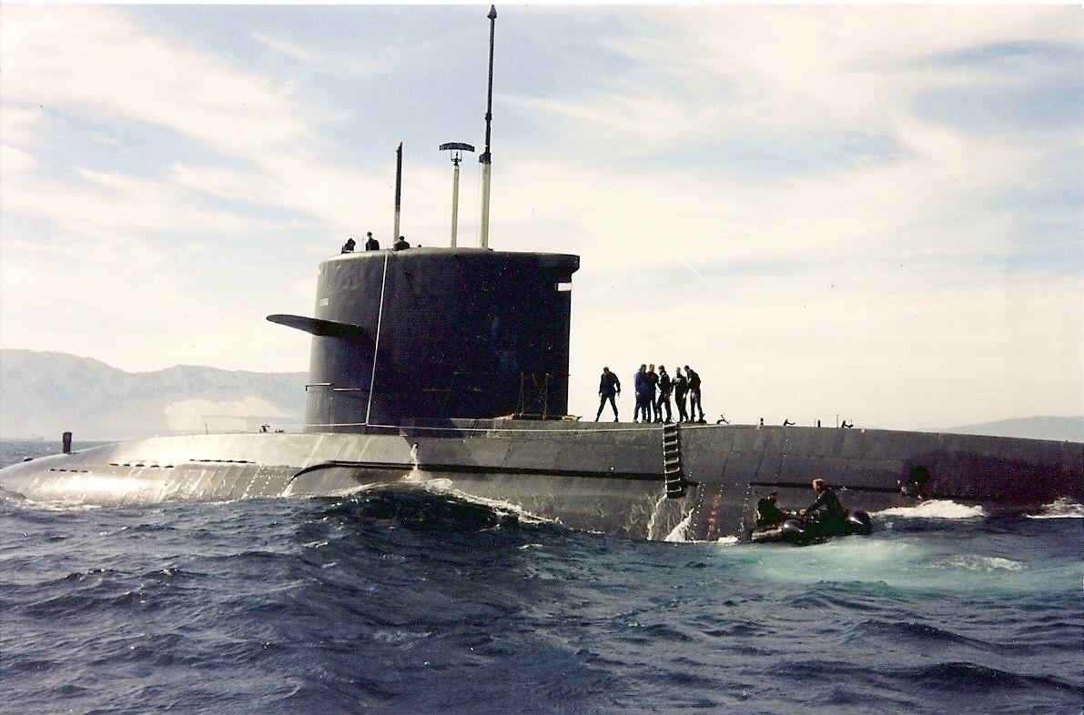 U Boot Walrus Klasse Zwaardvis-Klasse