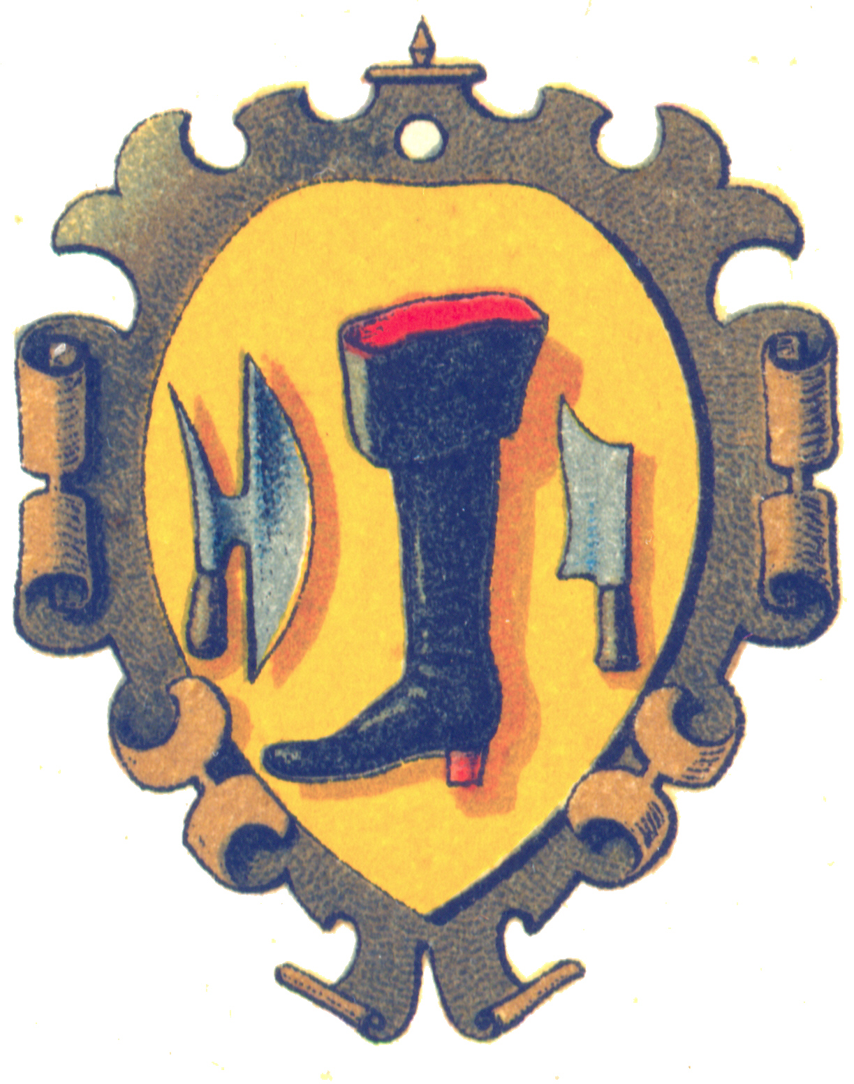 Coat Of Arms Craft