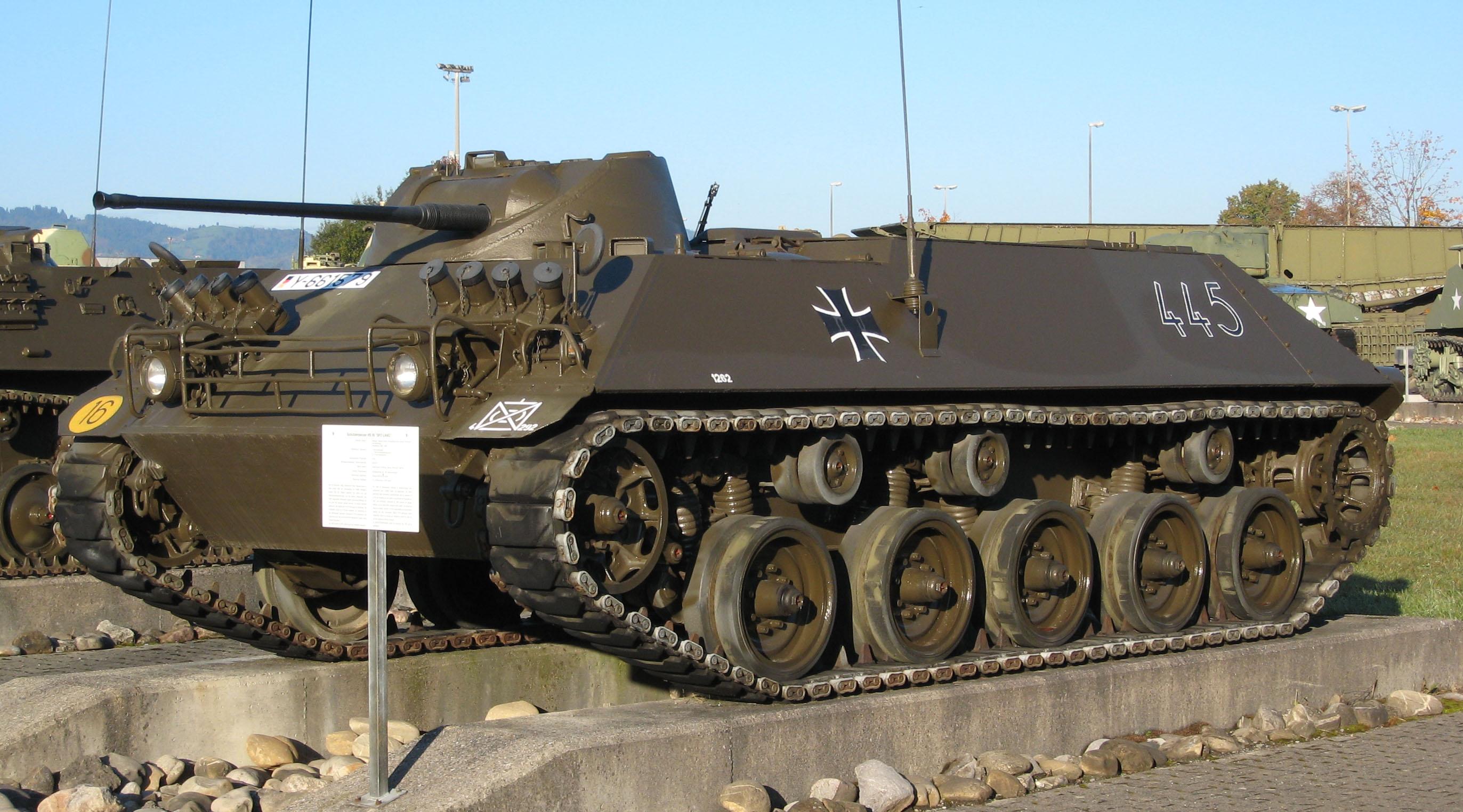 Schützenpanzer Bundeswehr