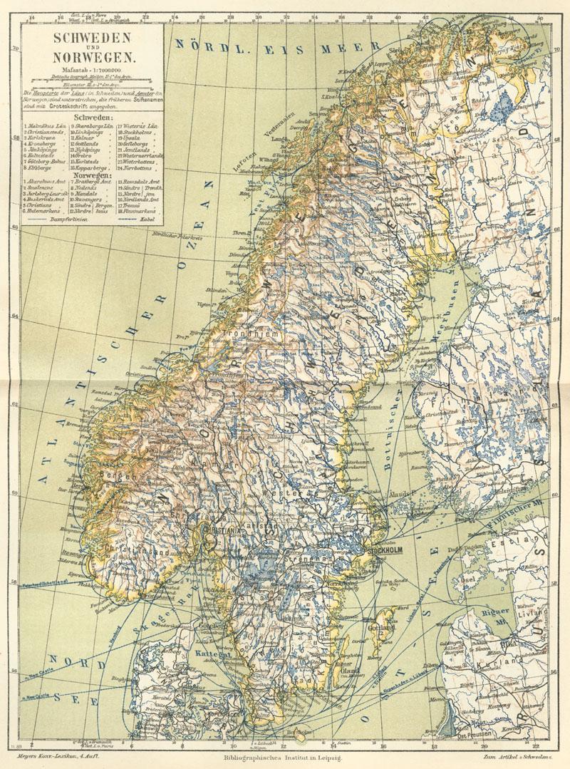 Hauptartikel geschichte schwedens