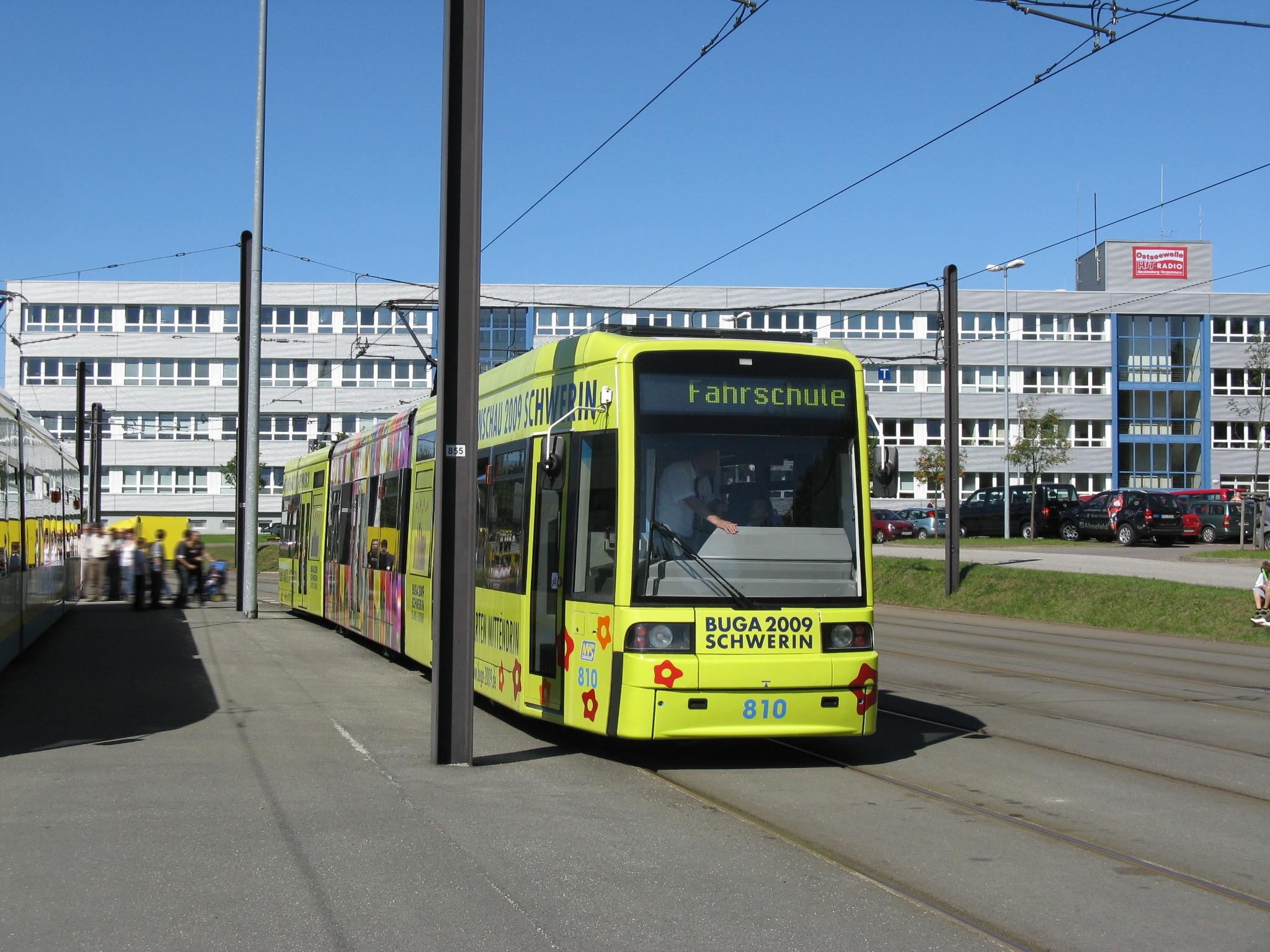 Nachverkehr Schwerin
