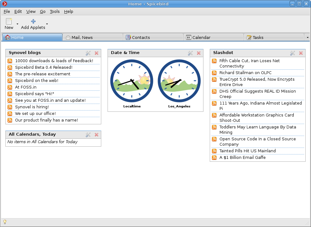 Zimbra collaboration suite (zcs)
