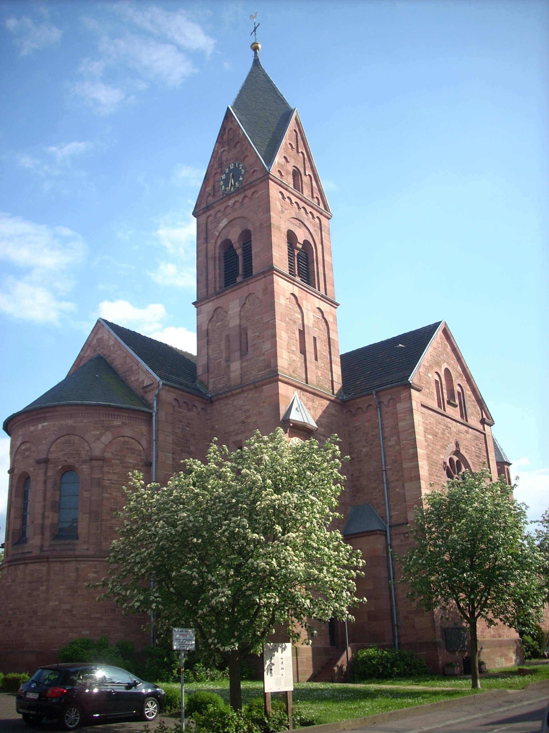 St. Nikolaus Wörth Am Main