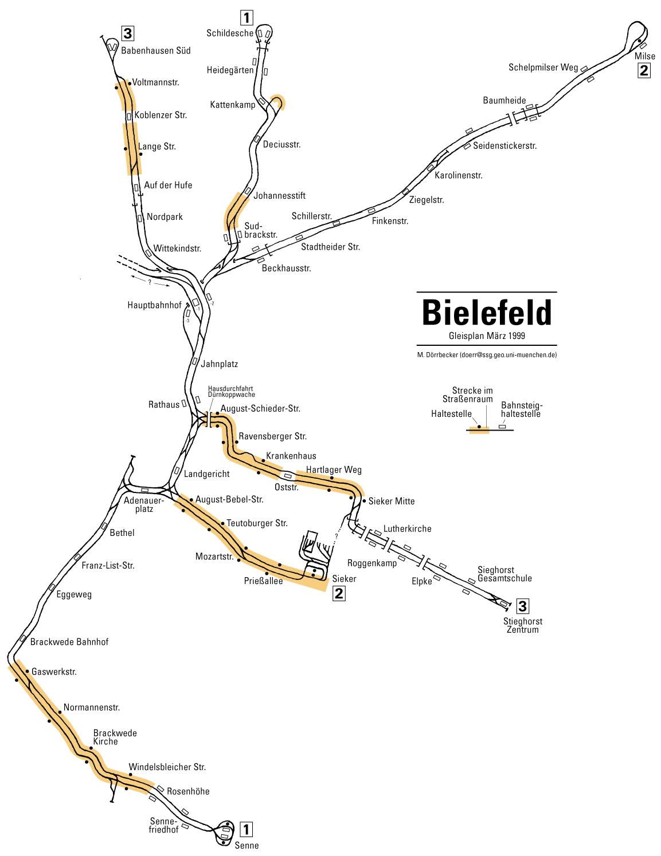 bielefelder stadtbahn. Black Bedroom Furniture Sets. Home Design Ideas