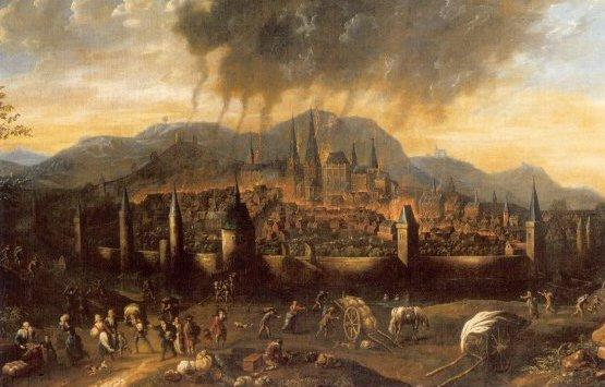 Stadtbrand Aachen Brand Kalifornien