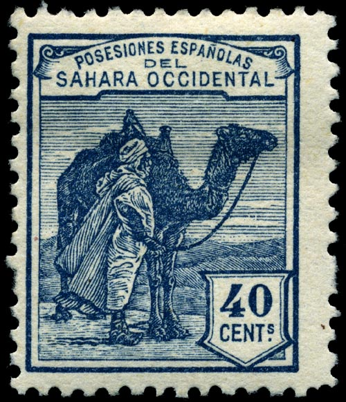 Spanische Sahara