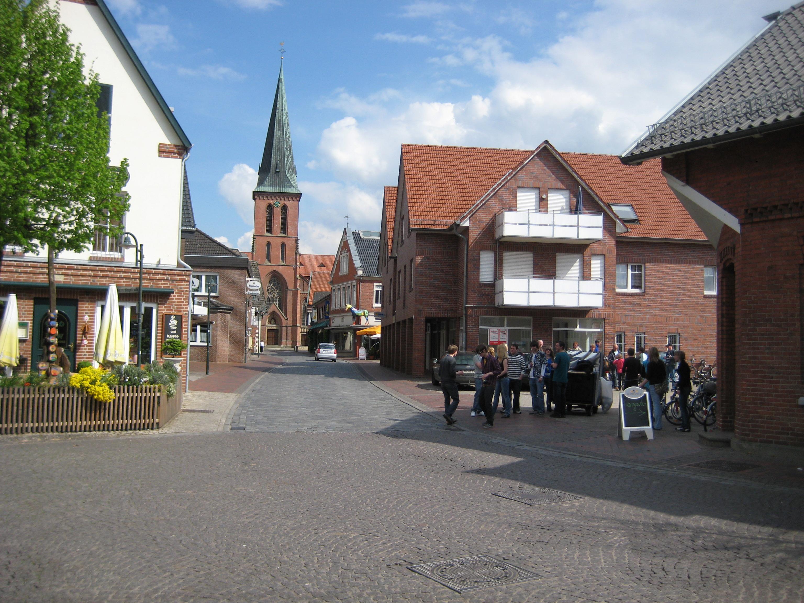 Büscherhoff Steinfeld