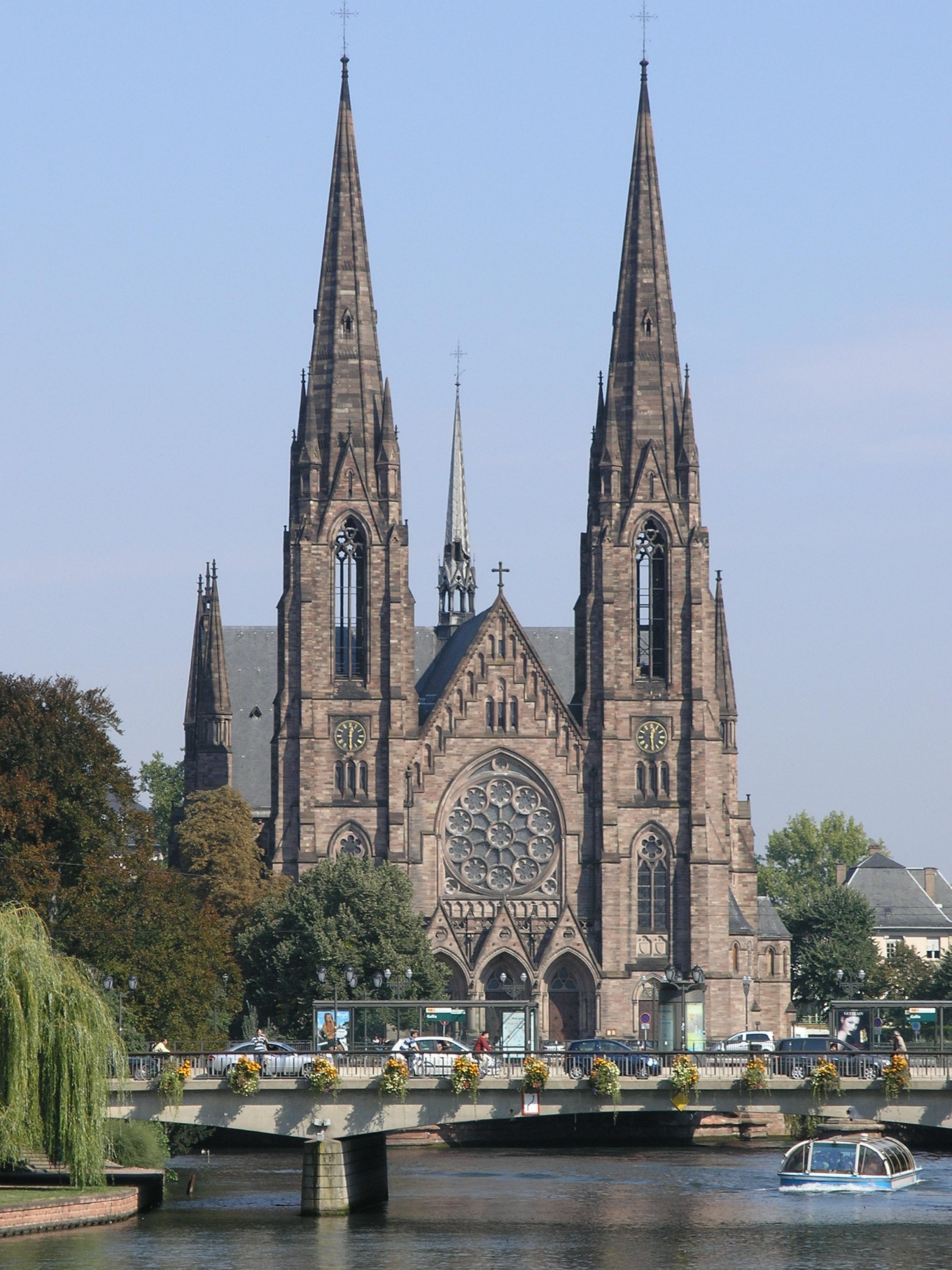 Kirchen In Straßburg