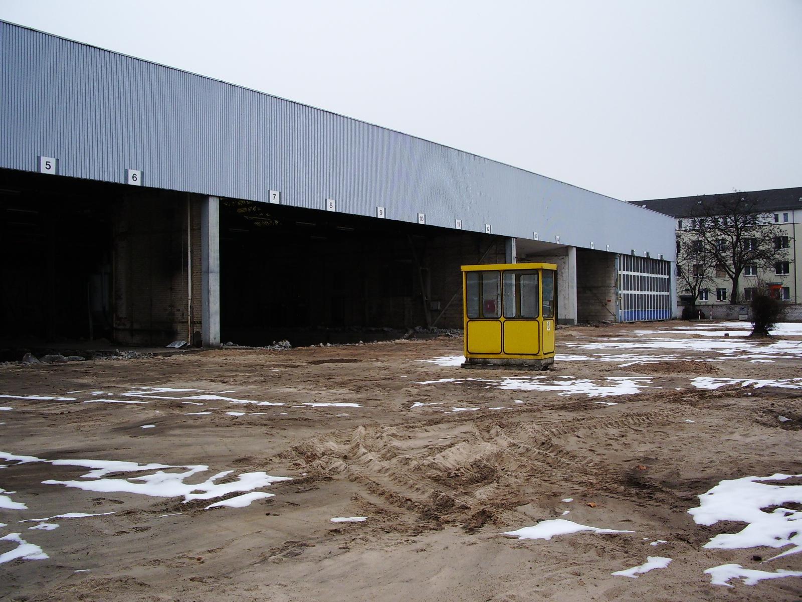 Depots Der Stra Enbahn Frankfurt Am Main