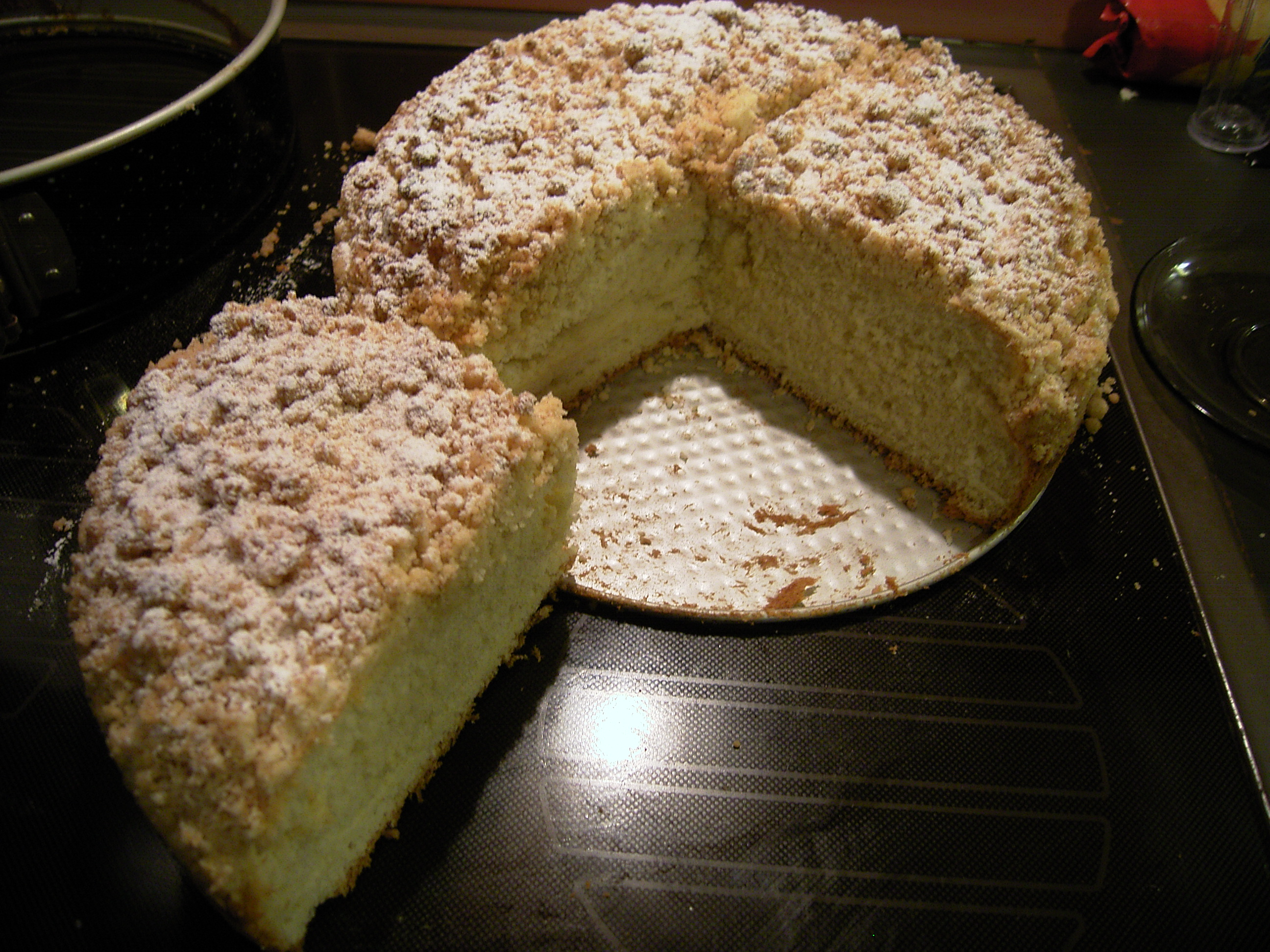 Kuchen franzosisch ubersetzung
