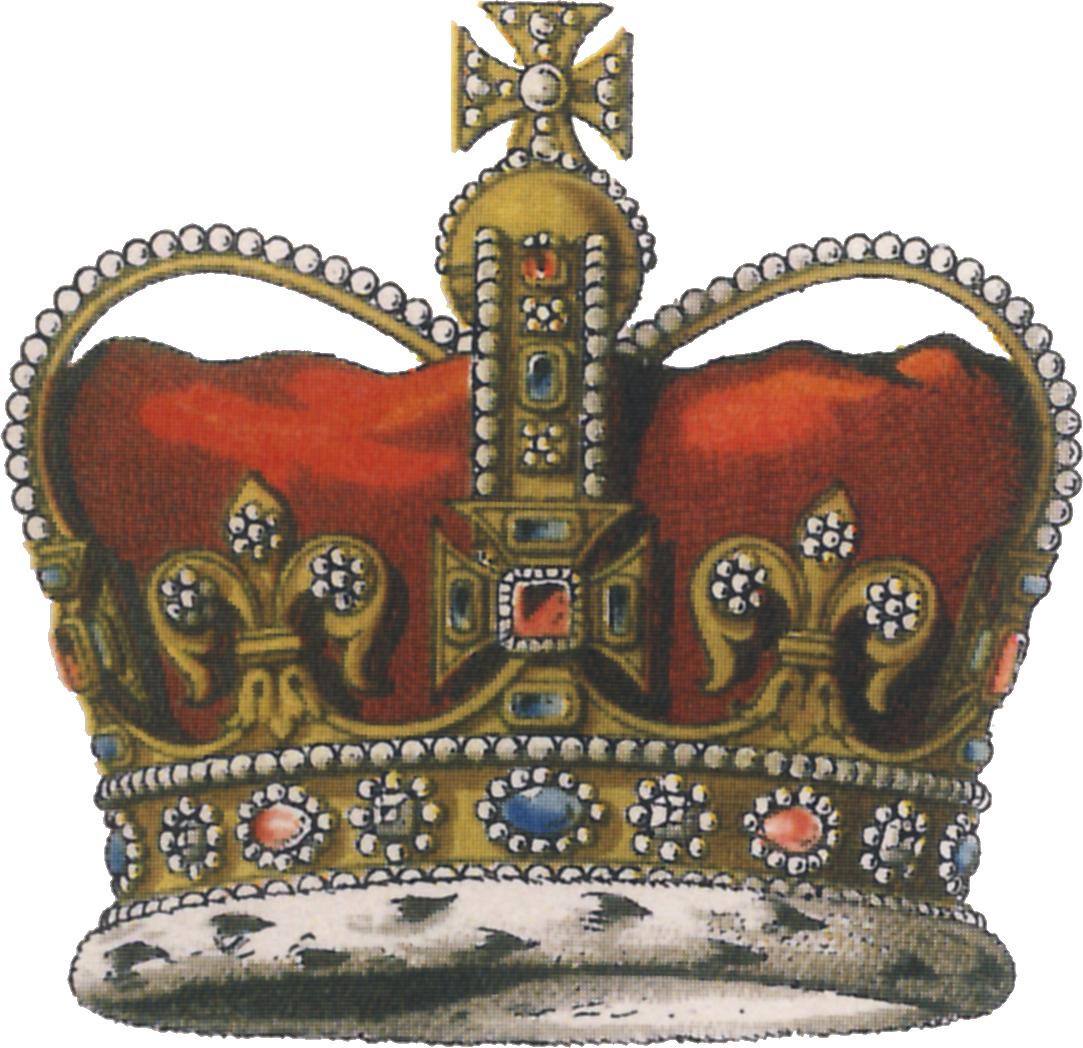 Edwards krone - Englisch krone ...