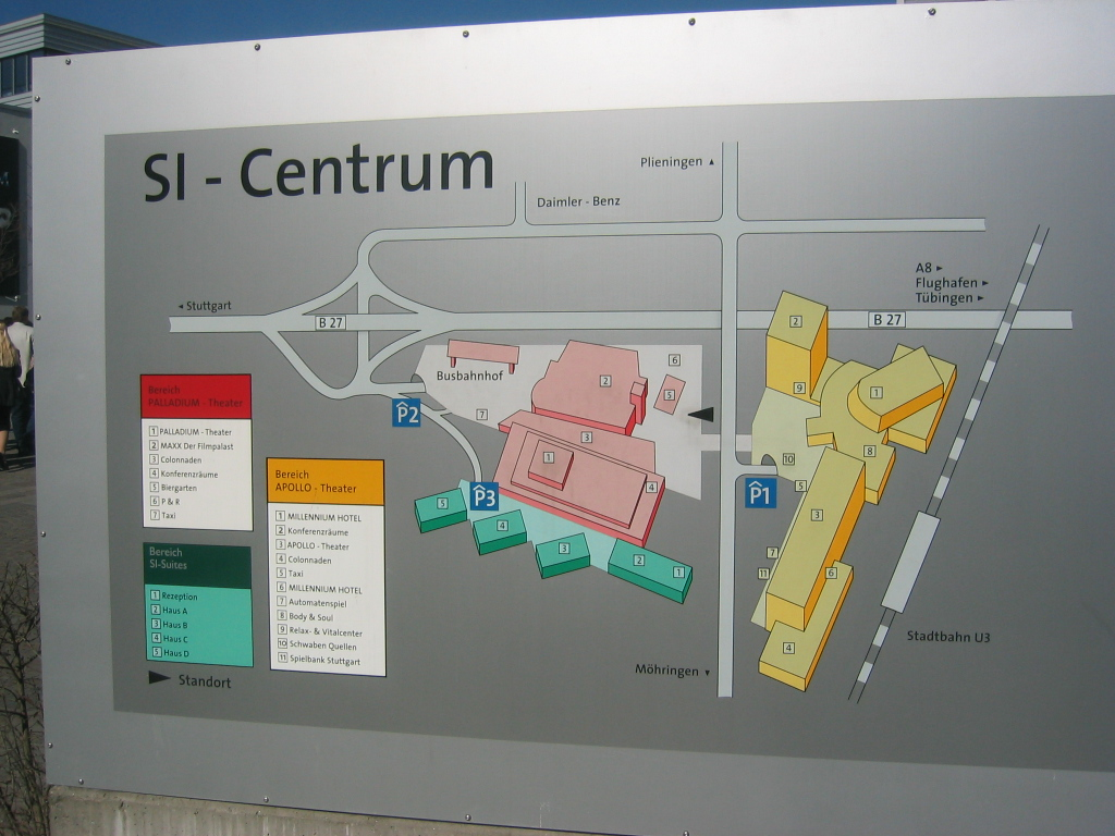 si center stuttgart