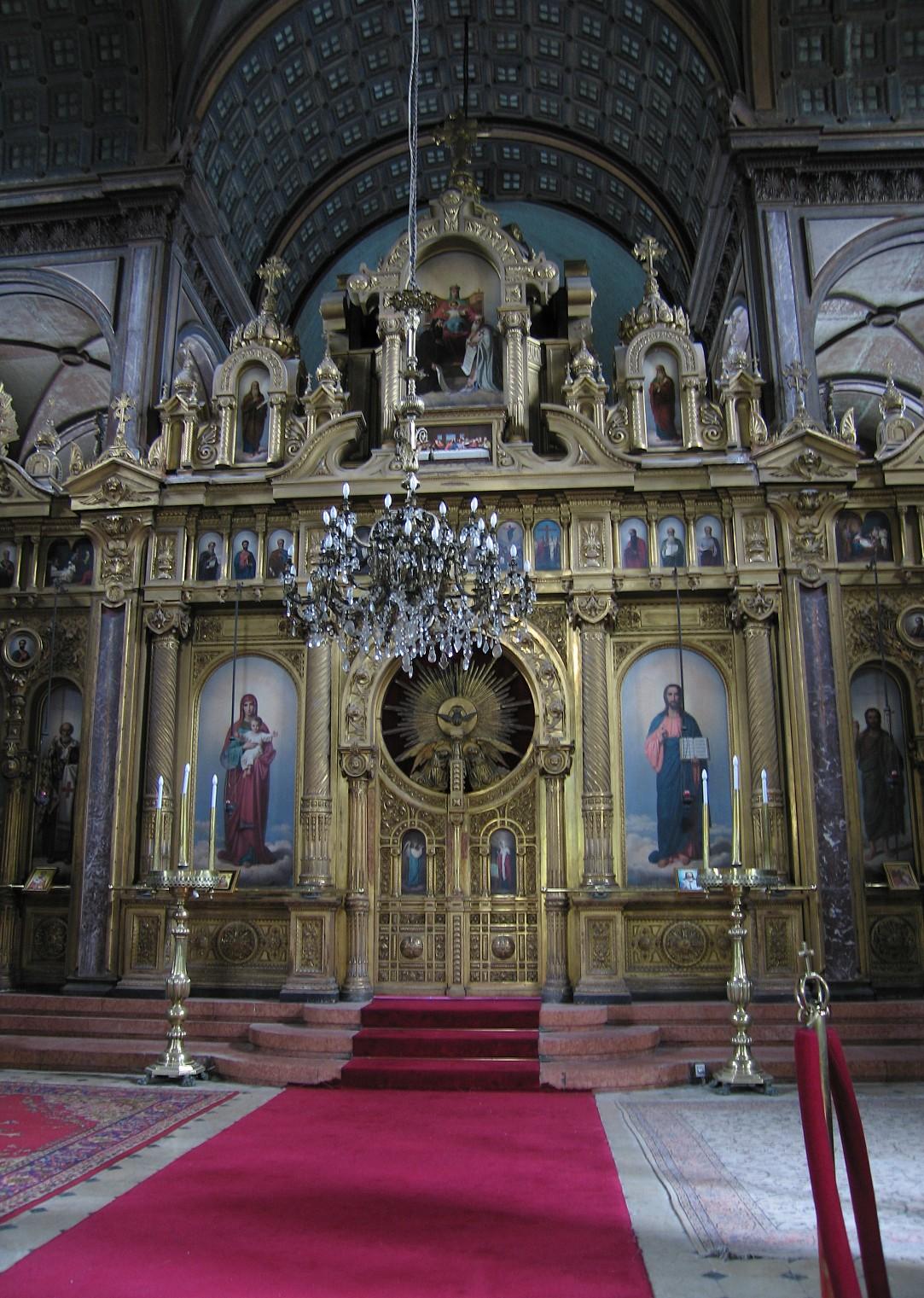 Eiserne Kirche