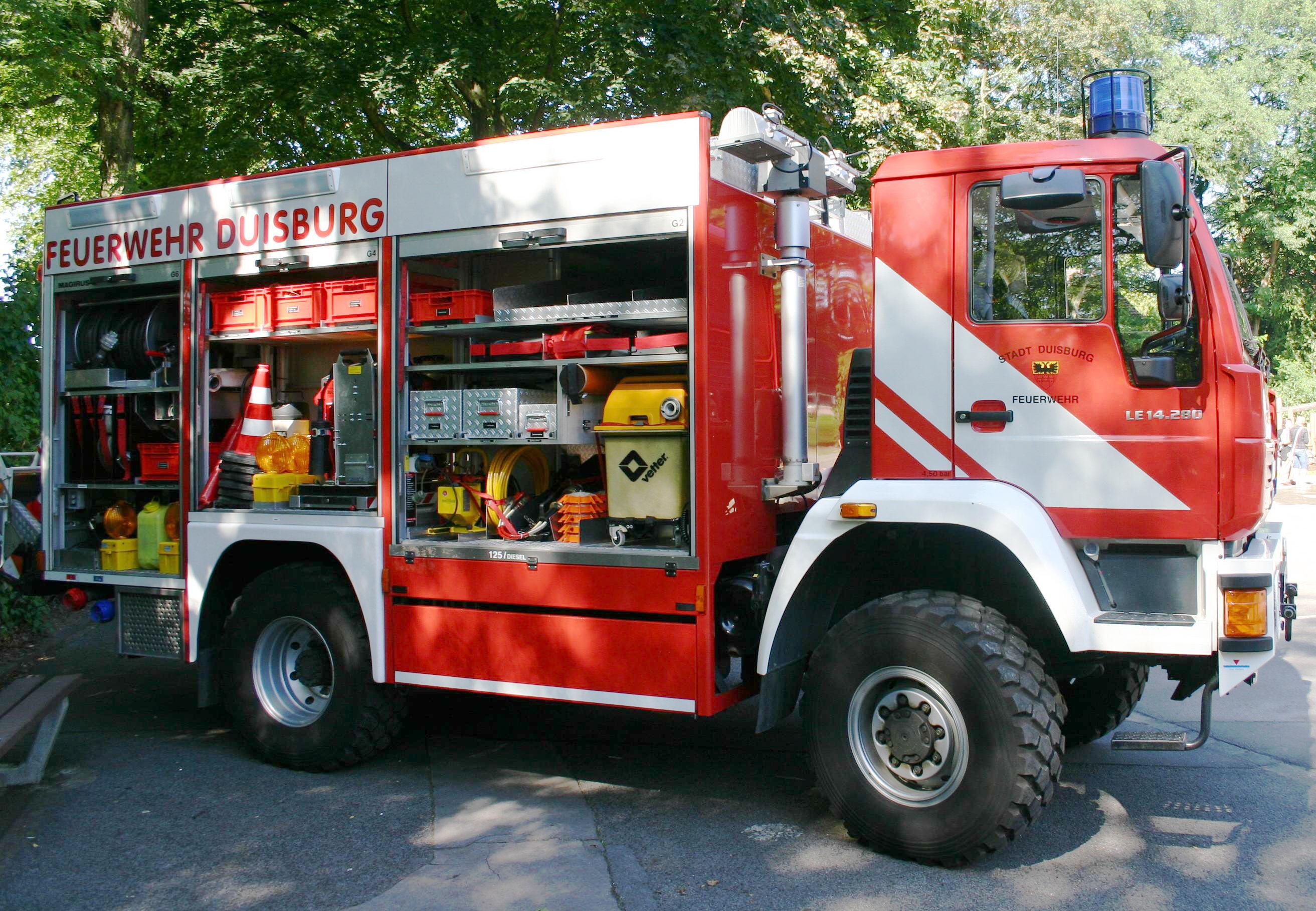 Feuerwehr Staffel