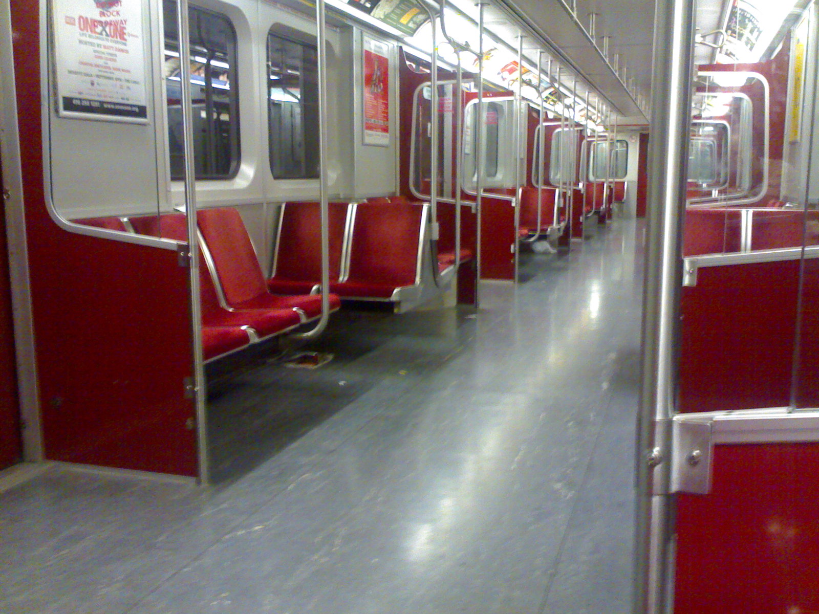 how to ride the ttc subway