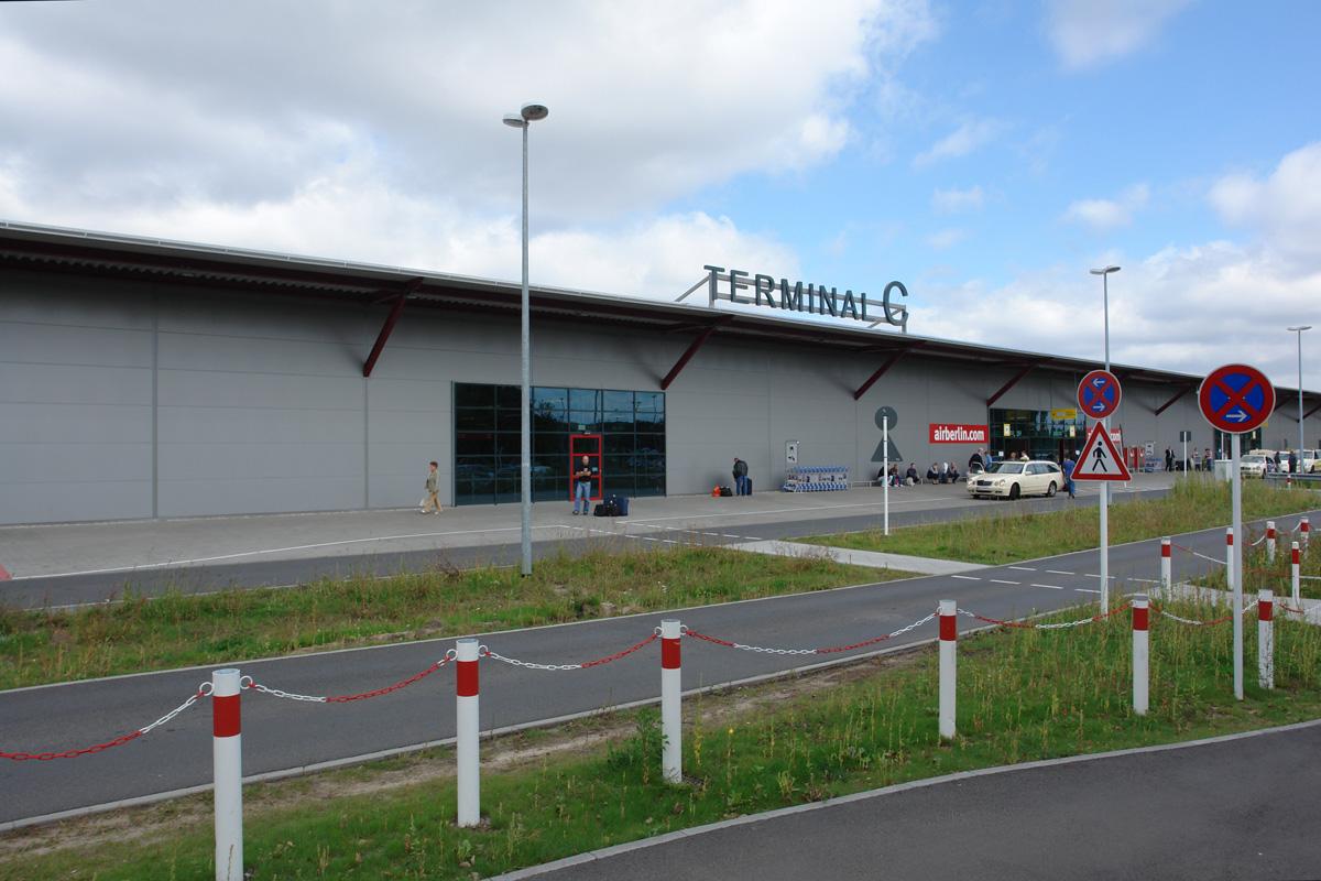 Flughafen berlin tegel for Flughafen tegel