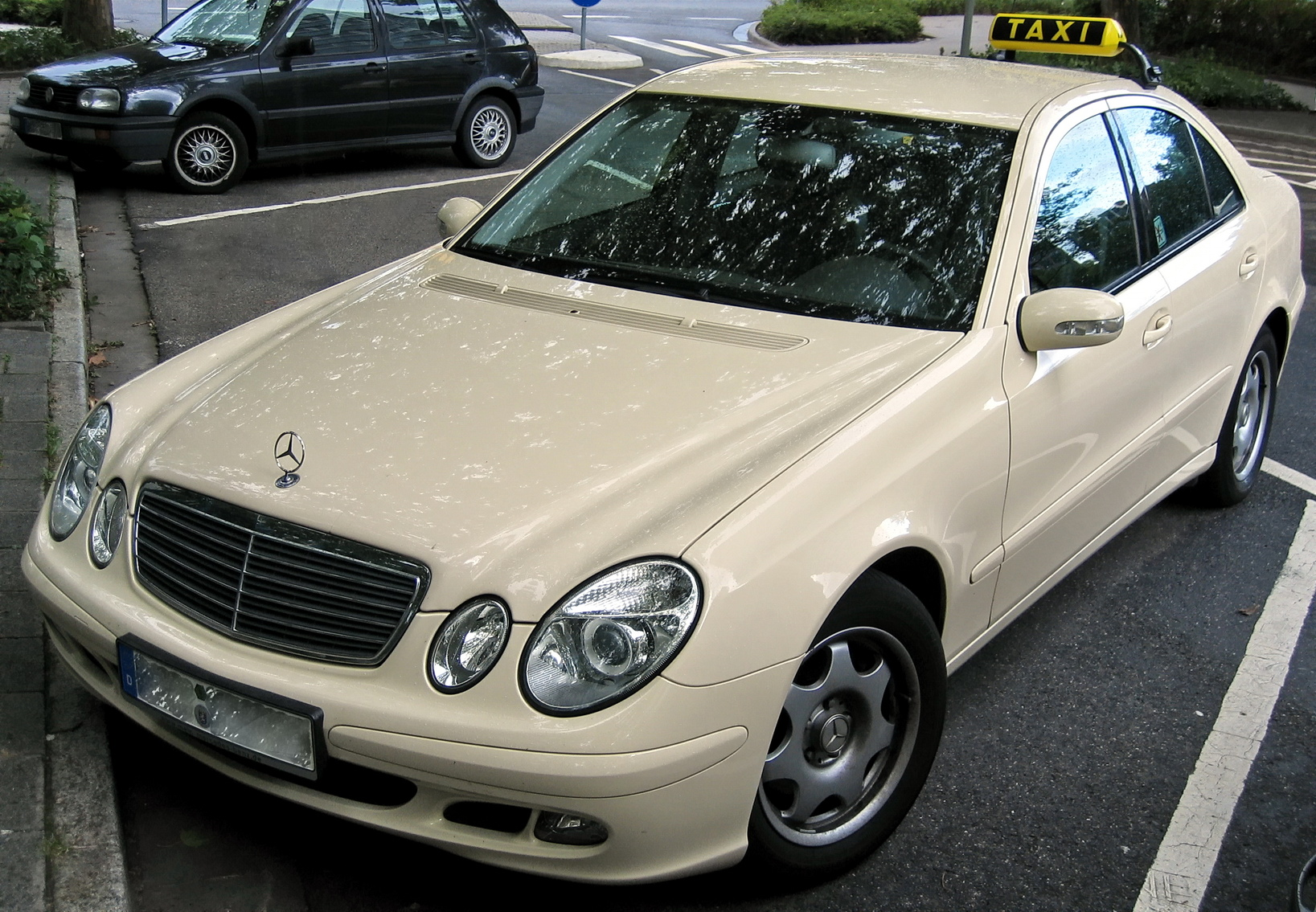 Mercedes C Class Paint Code