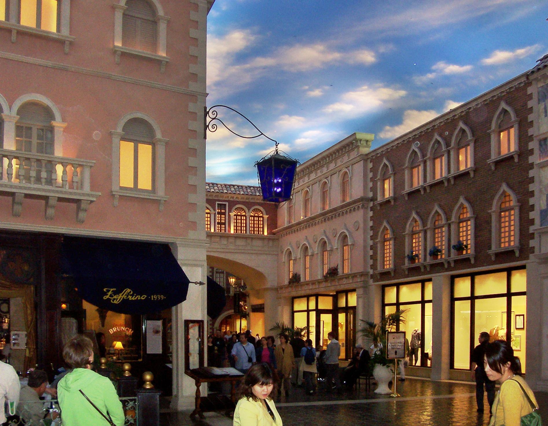 Venetian casino resort llc