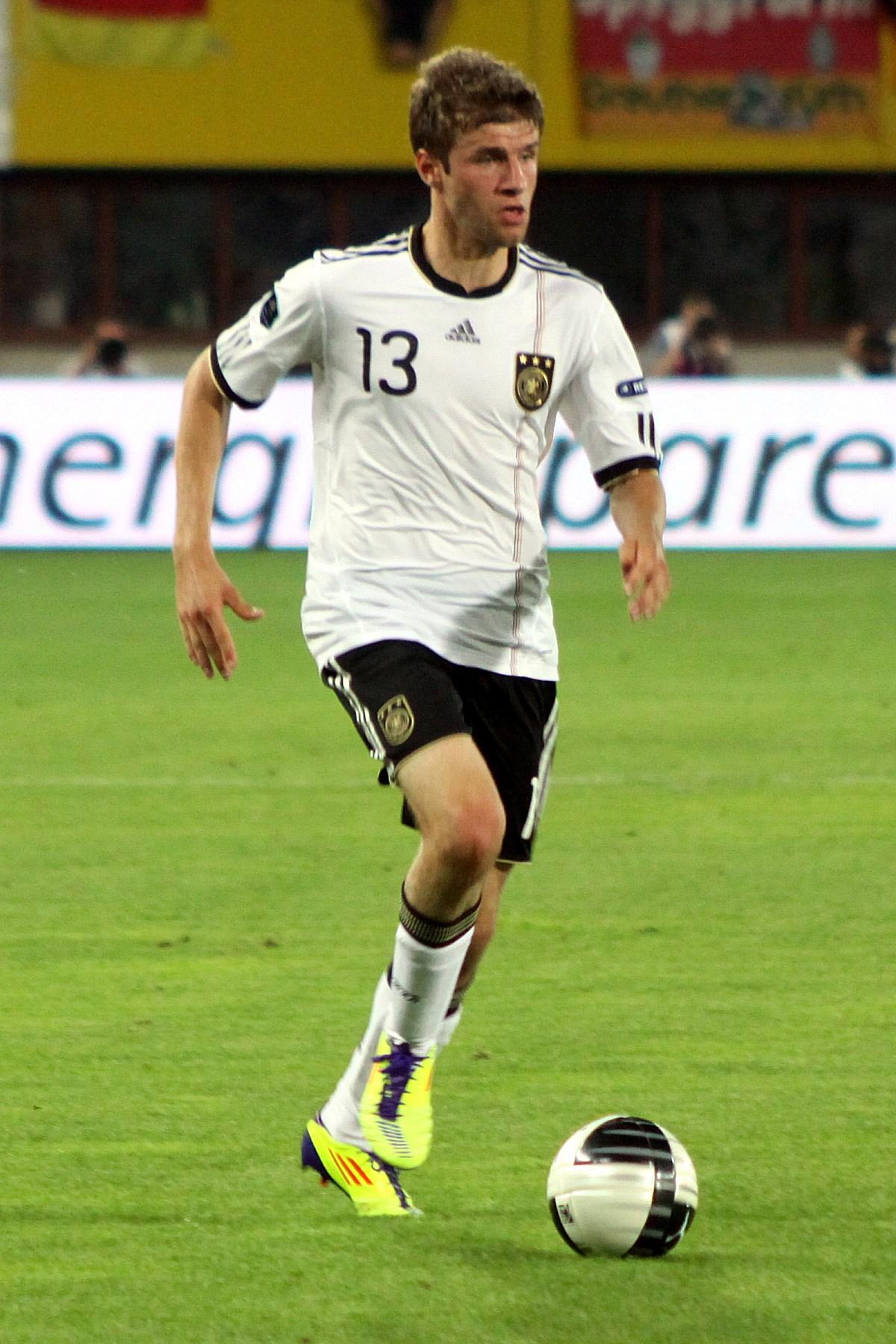 Müller Nationalmannschaft