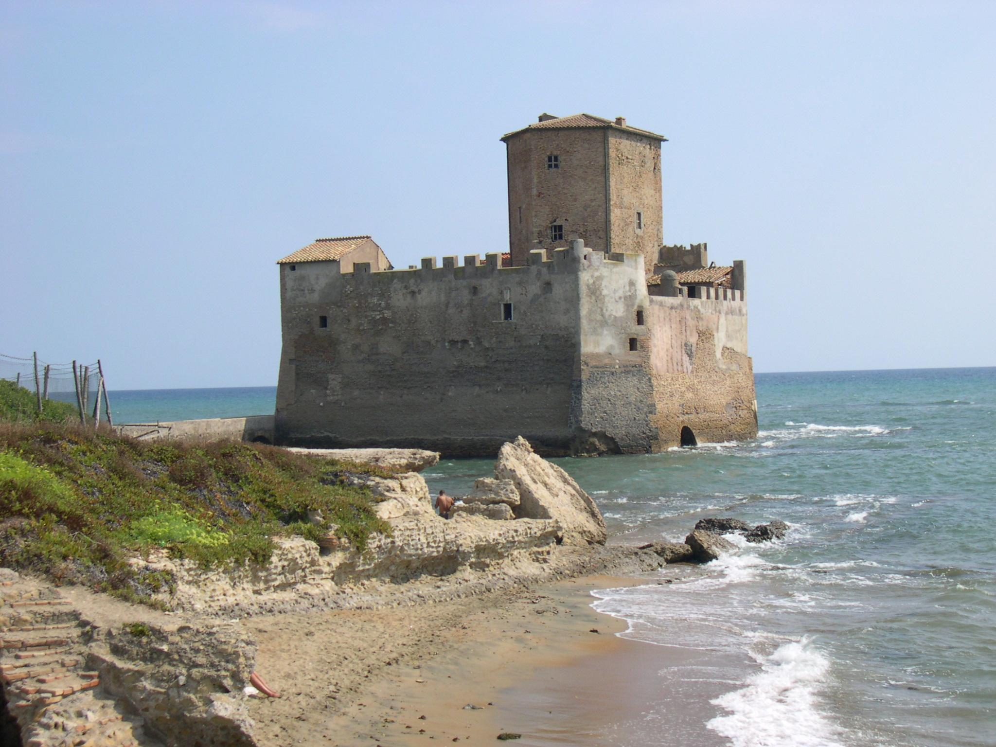 Liste der Burgen und Schlösser in Italien