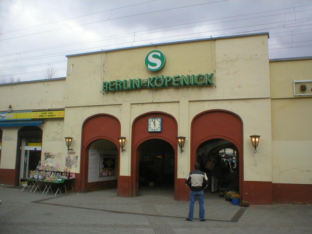 Bahnhof Berlin K Penick