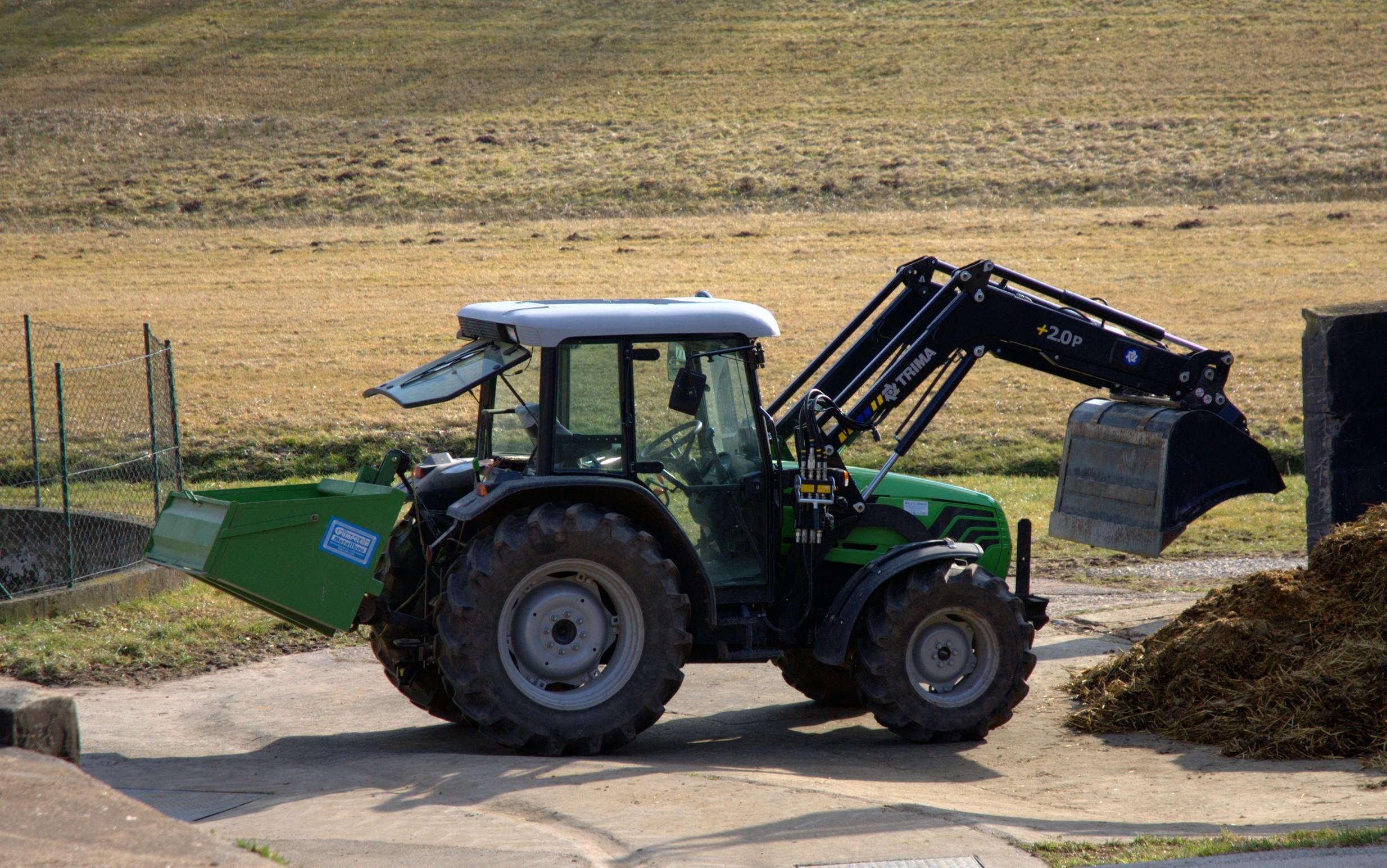 frontlader traktor
