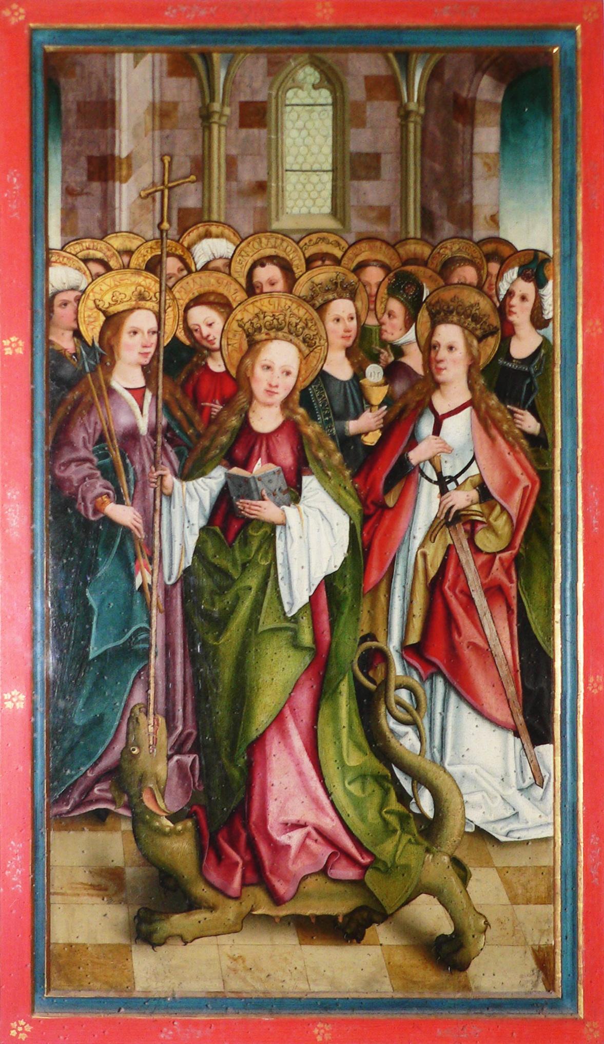 Heirat der Jungfrau, l von Raphael Raffaello Sanzio Da