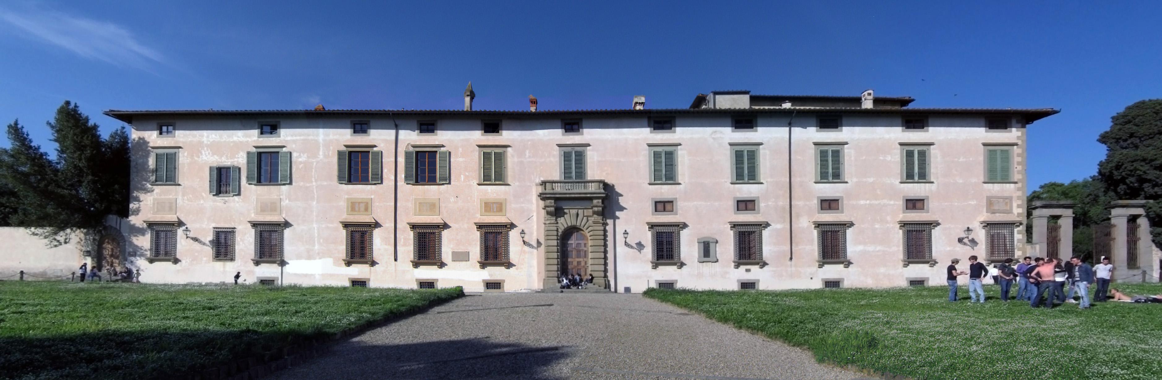 Ville Medicee Di Castello E Della Petraia Giardini
