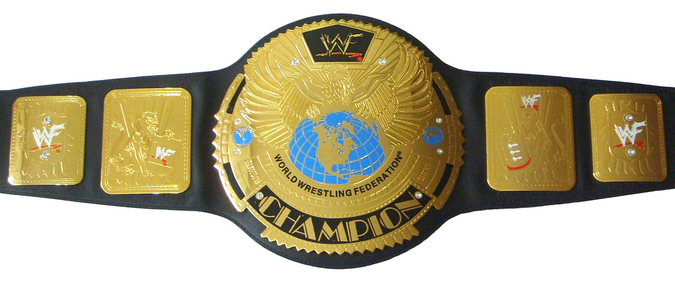 Wwe championship for Championship table 98 99