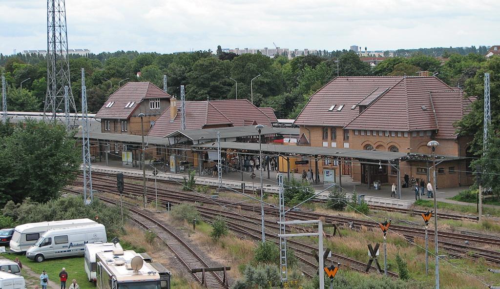 Warnemünde Bahnhof