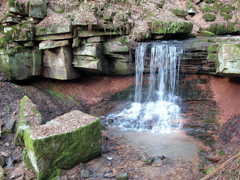 Tretstein wasserfall - Wasserfall bauen ...