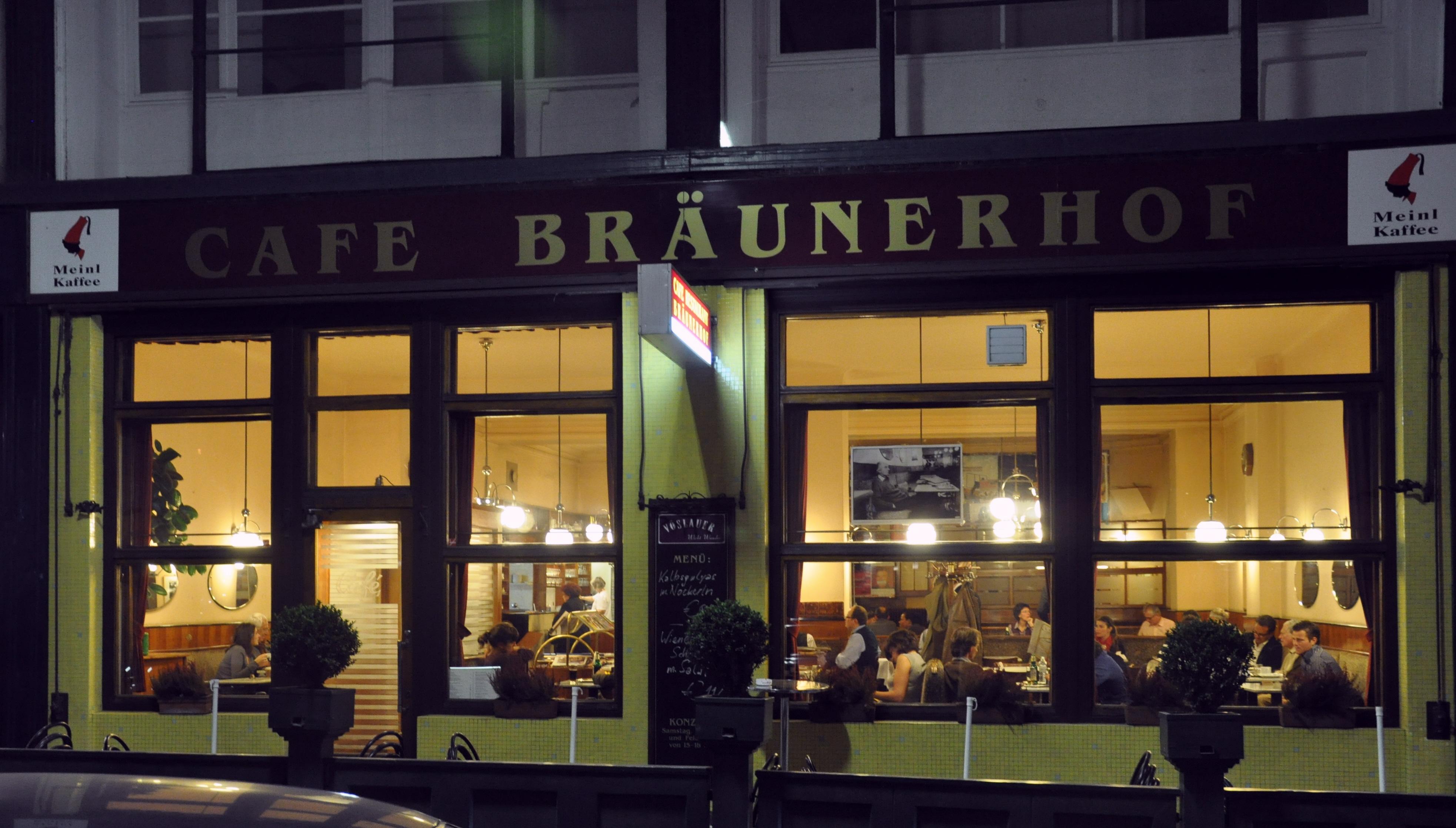Cafe Br Ef Bf Bdunerhof Wien
