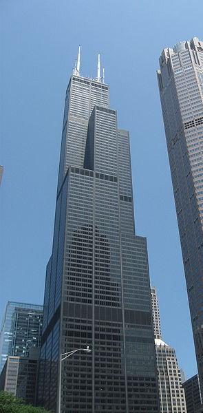 Willis Tower Bruce Willis Tower