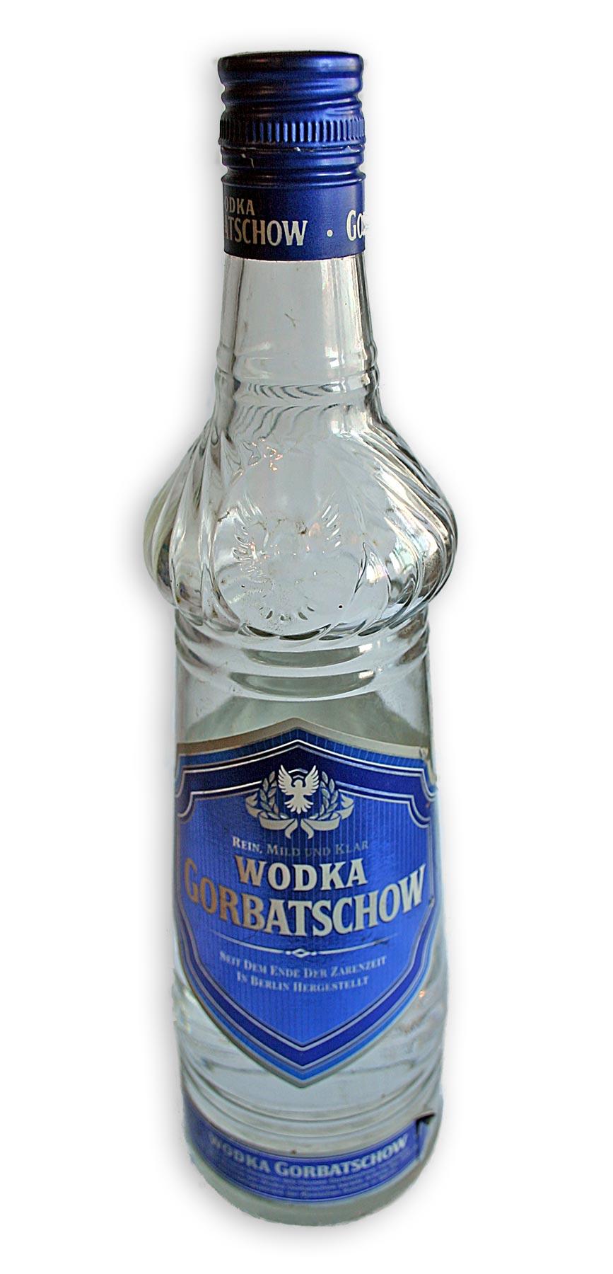 kaisers berlin 0 7 l wodka gorbatschow 37 5 vol f r 6 66 euro. Black Bedroom Furniture Sets. Home Design Ideas