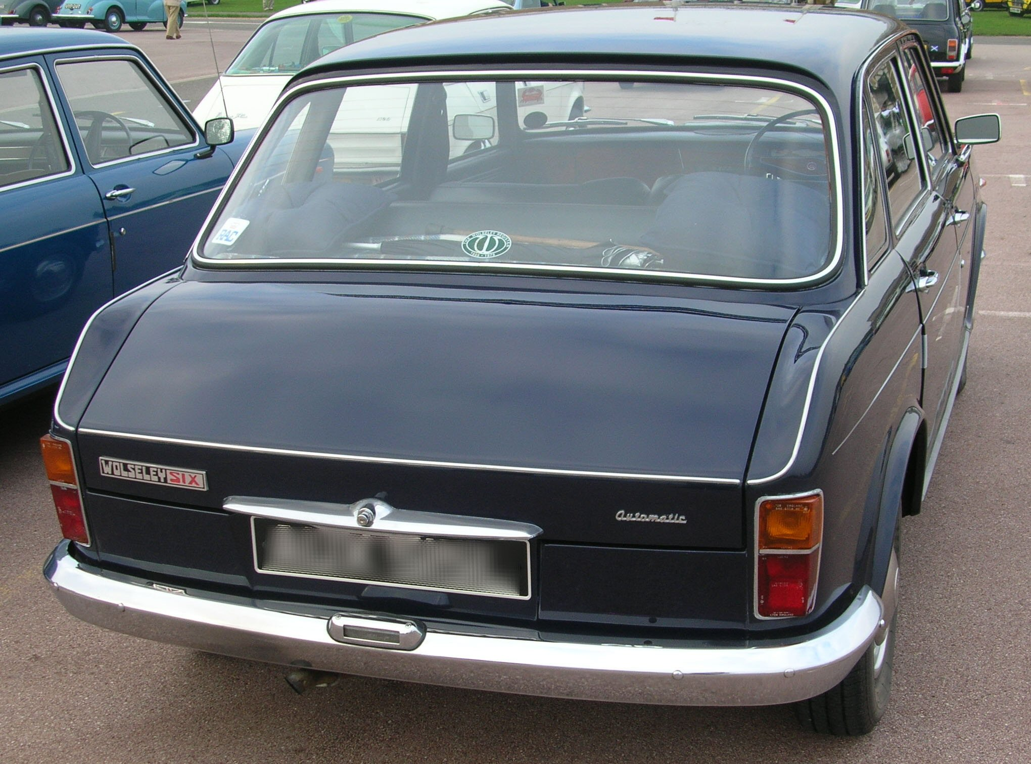 Wolseley Six 2200 Automatic