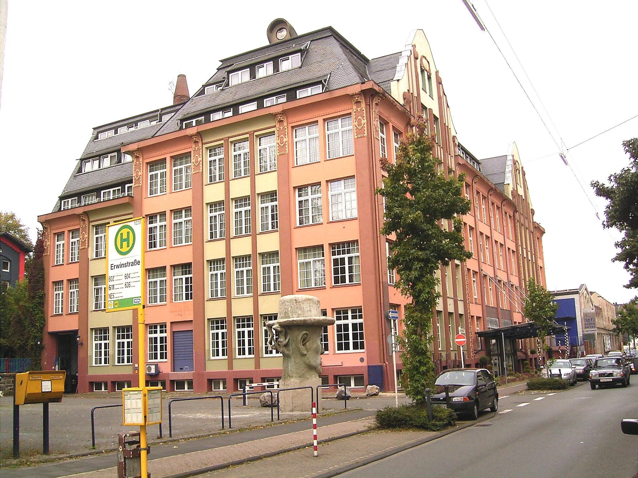 F den farben wasser dampf for Wuppertal barmen hotel