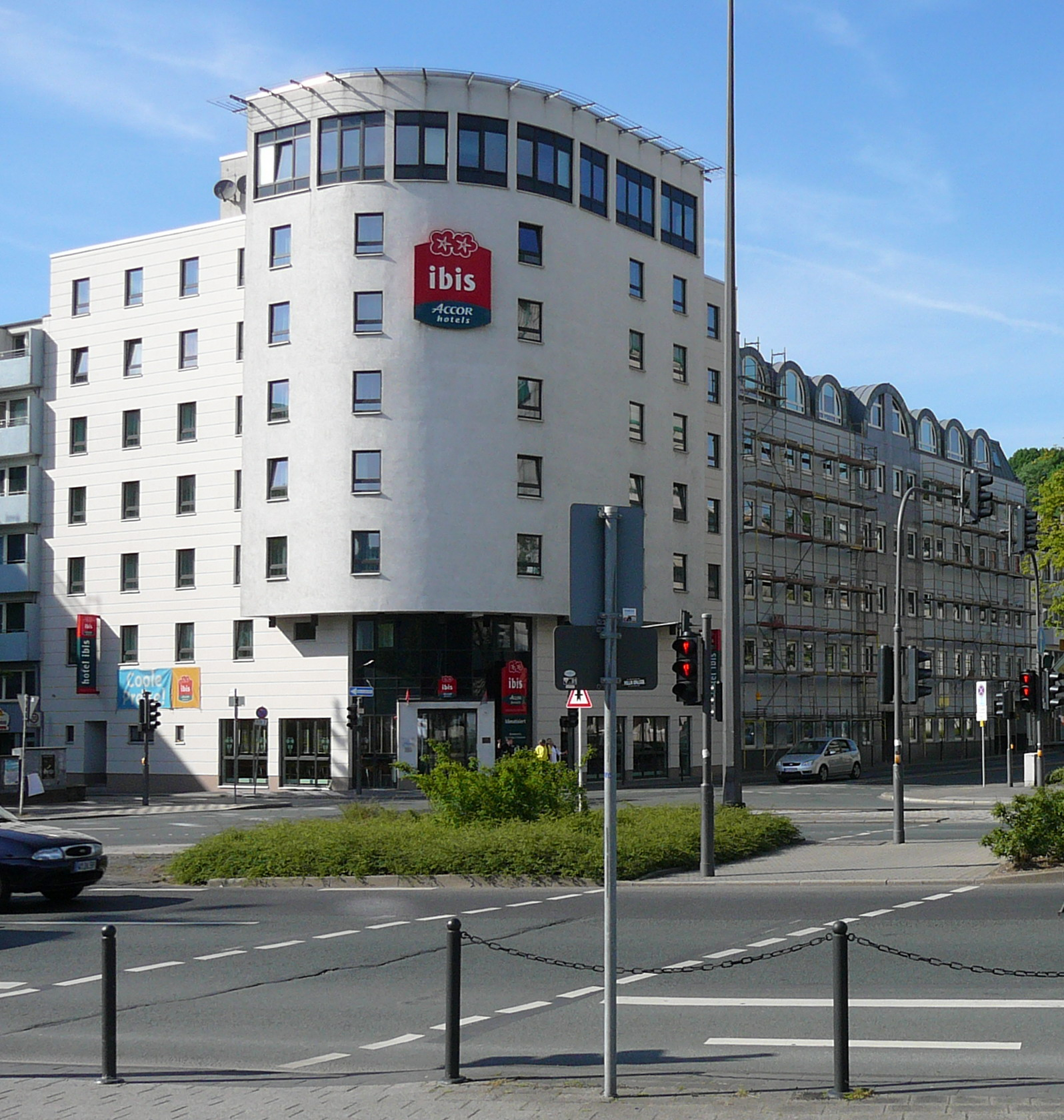 Ibis hotel for Hotel wuppertal elberfeld