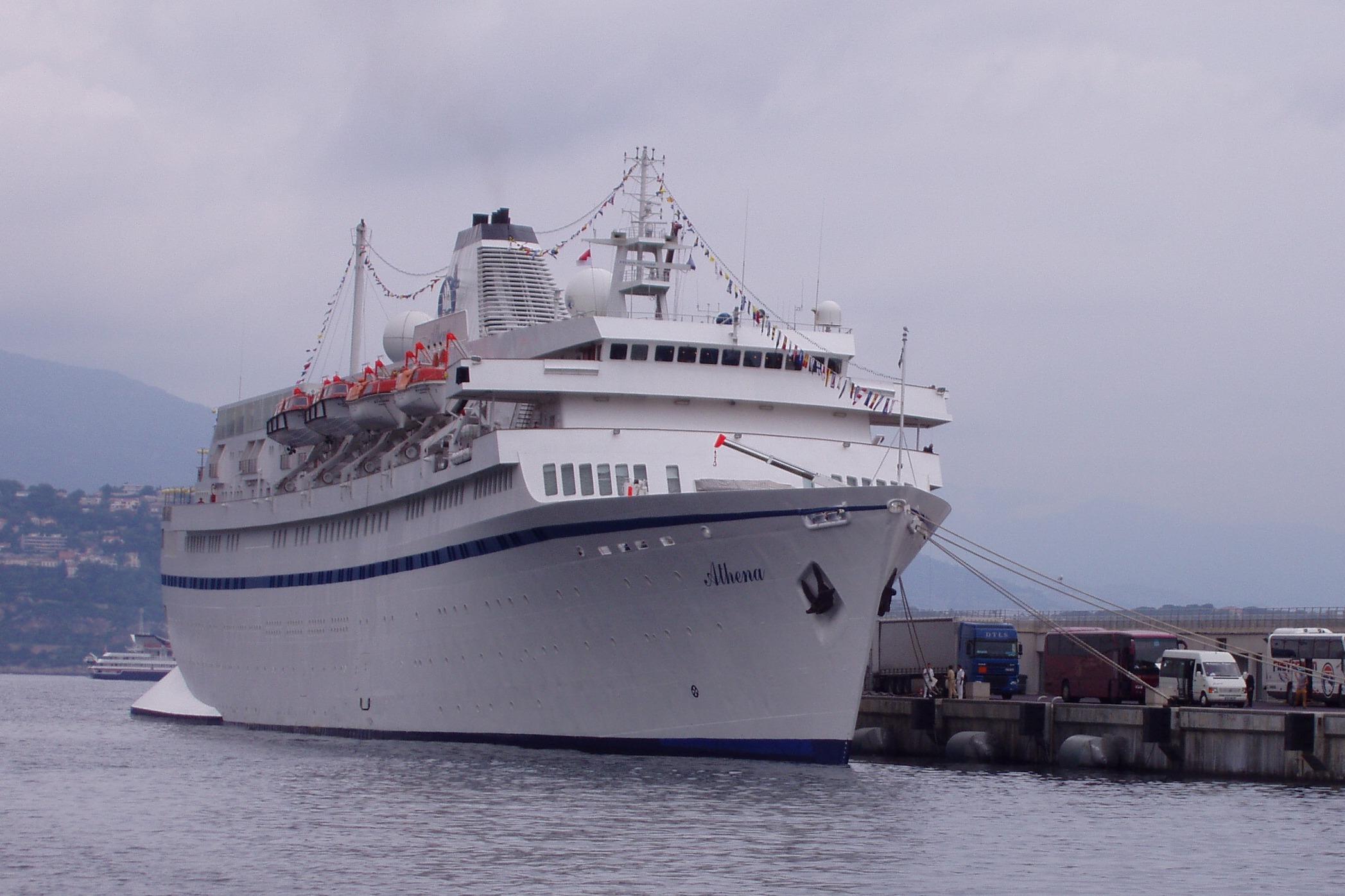 Völkerfreundschaft Schiff