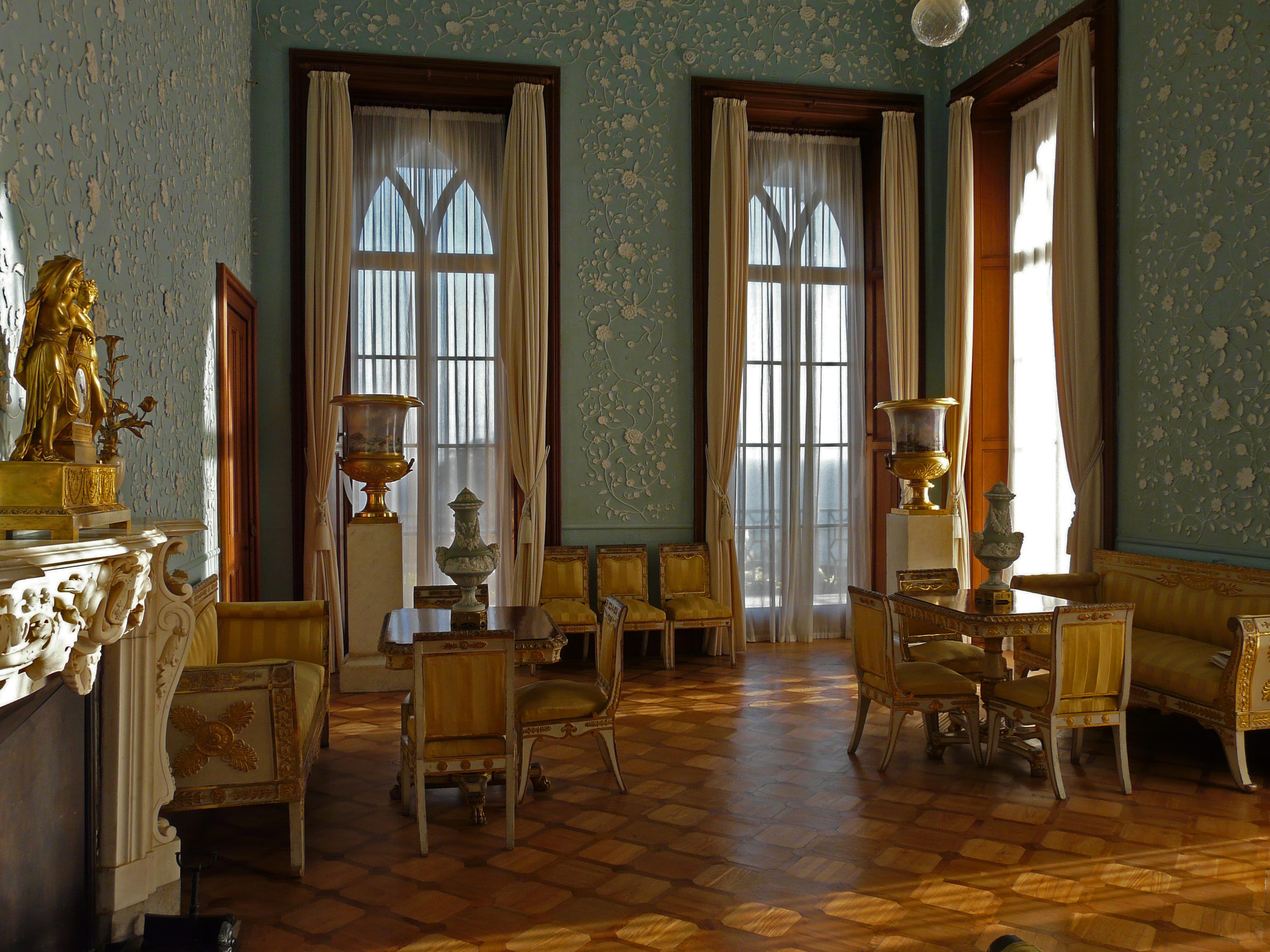 Воронцовский дворец фото внутри 8