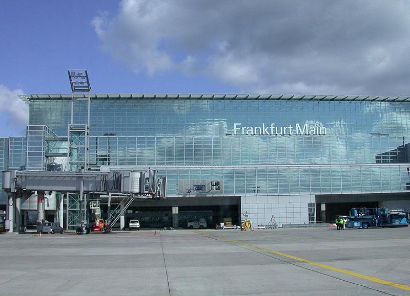 Flughafen Rhein Main