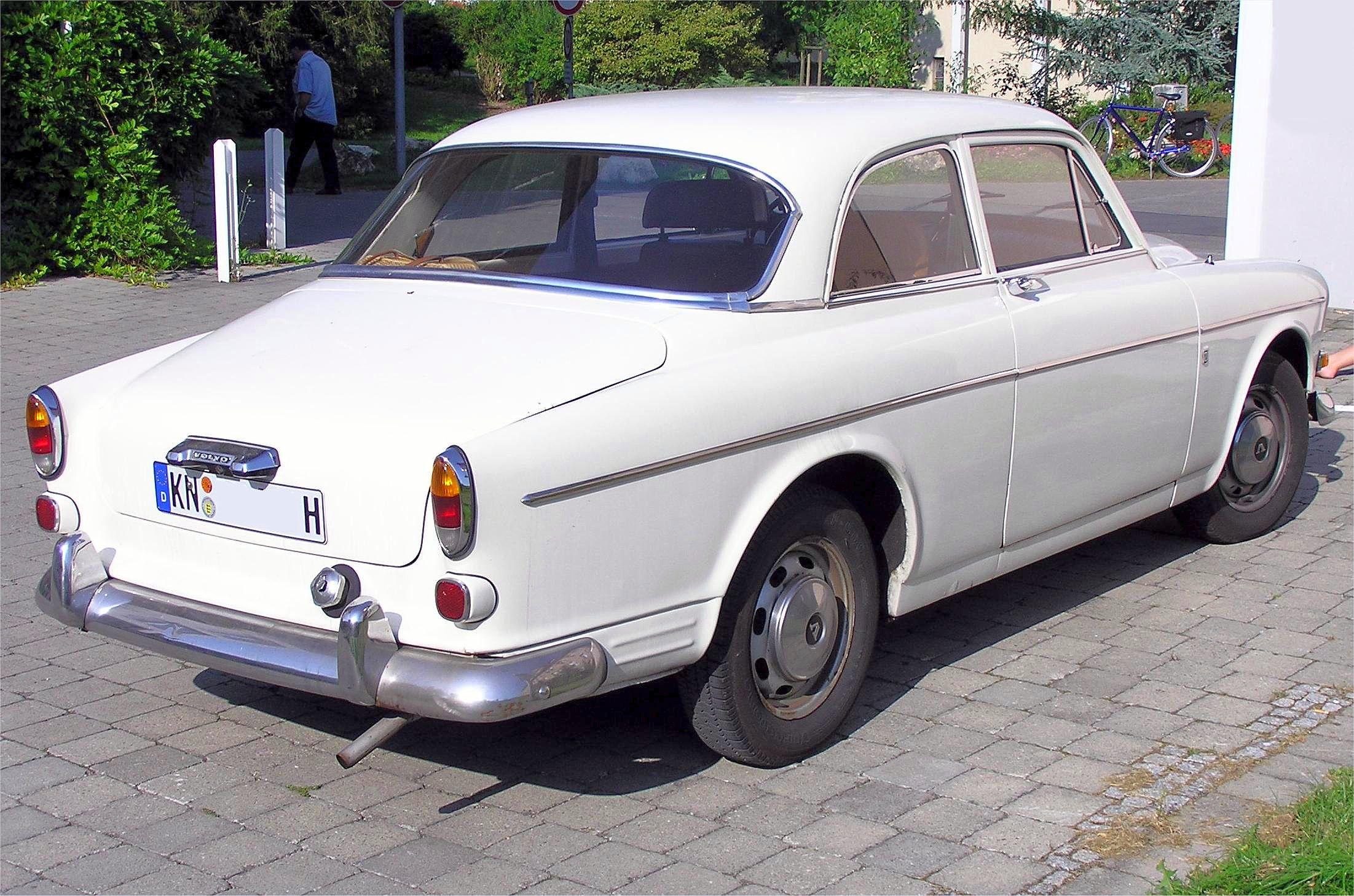 Volvo 121 Heckansicht