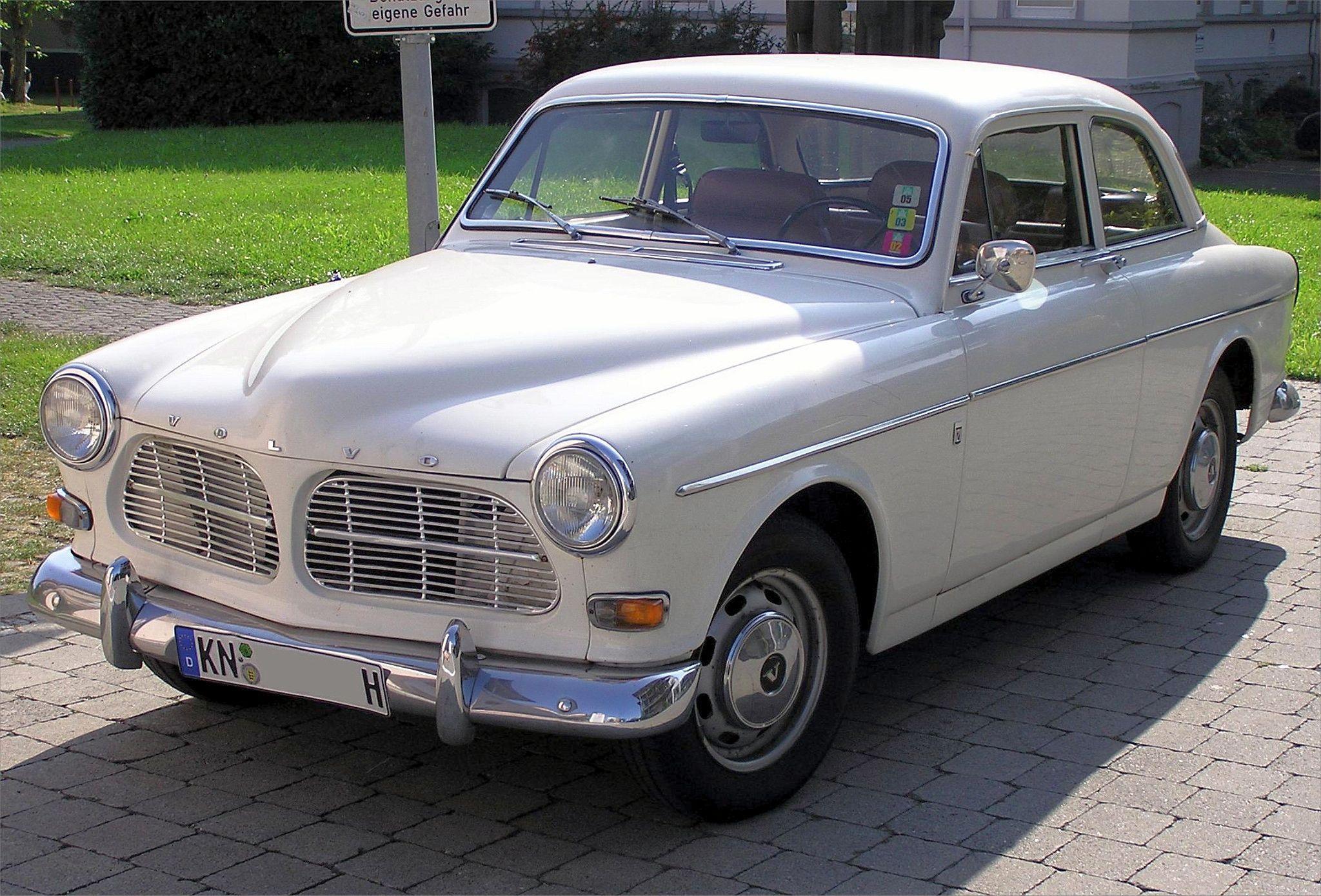 Volvo 121 Frontansicht