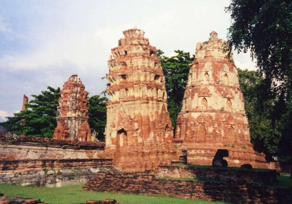 Wat Mahathat (Ayutthaya)