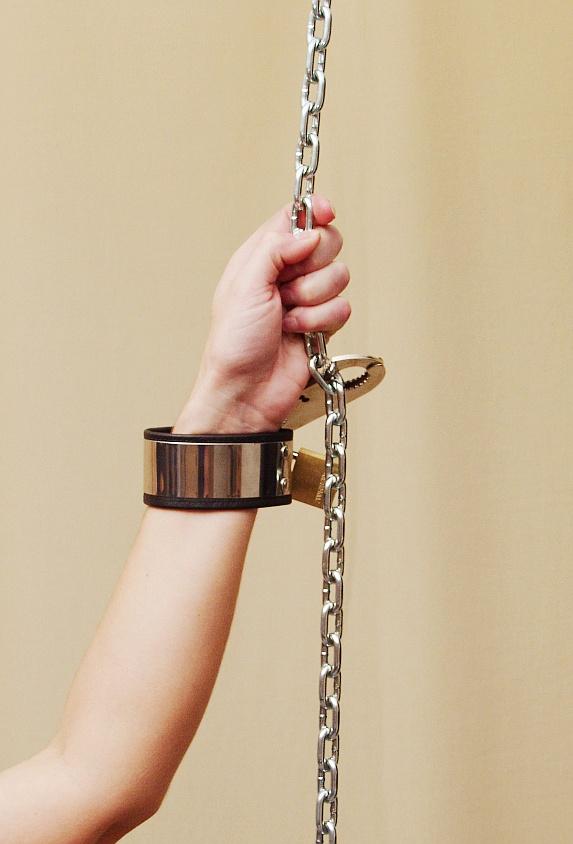 Teen girl in g string