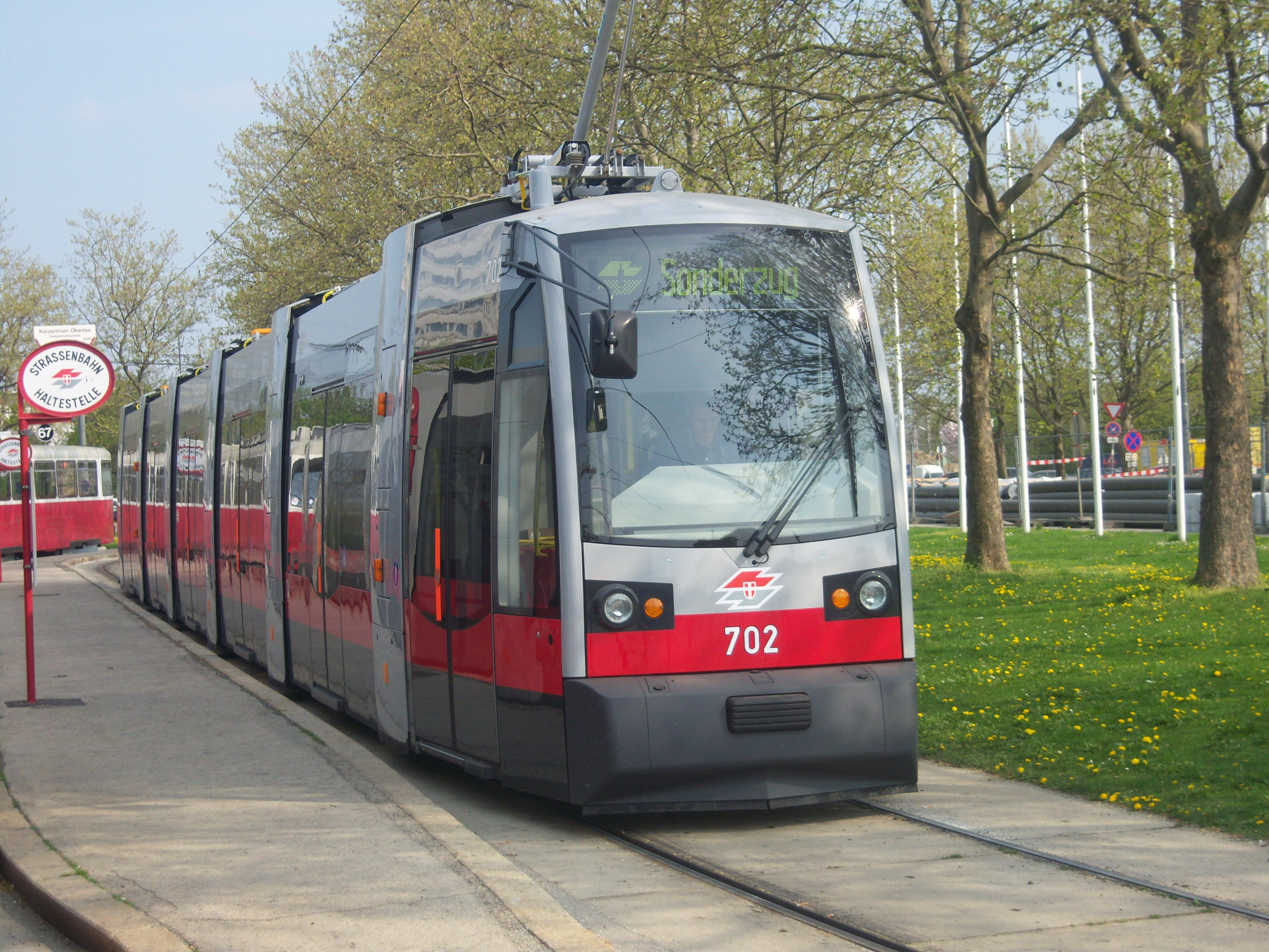 Wiener stra enbahn for How much does a hillside tram cost