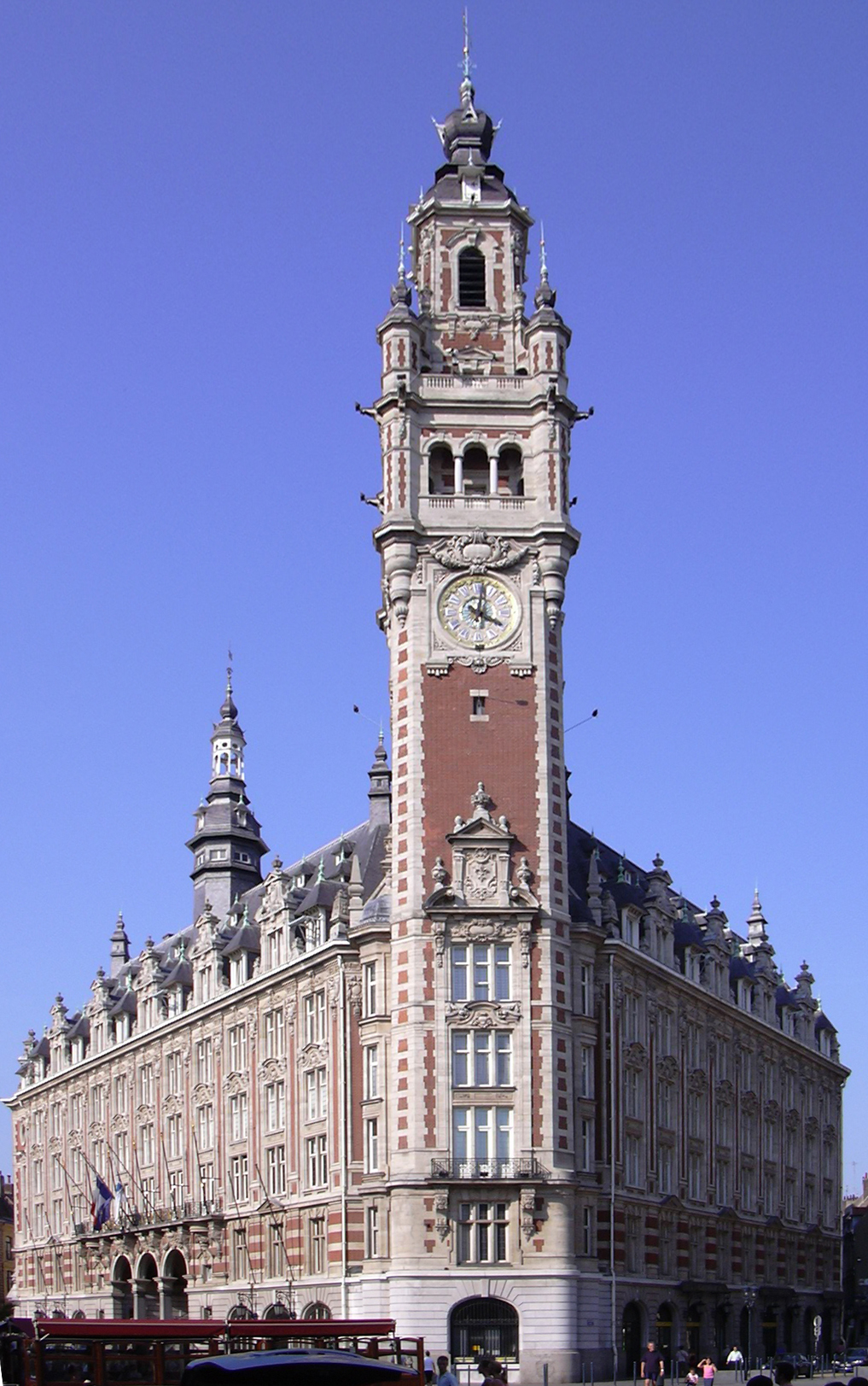 Rijssel for Chambre de commerce de lille
